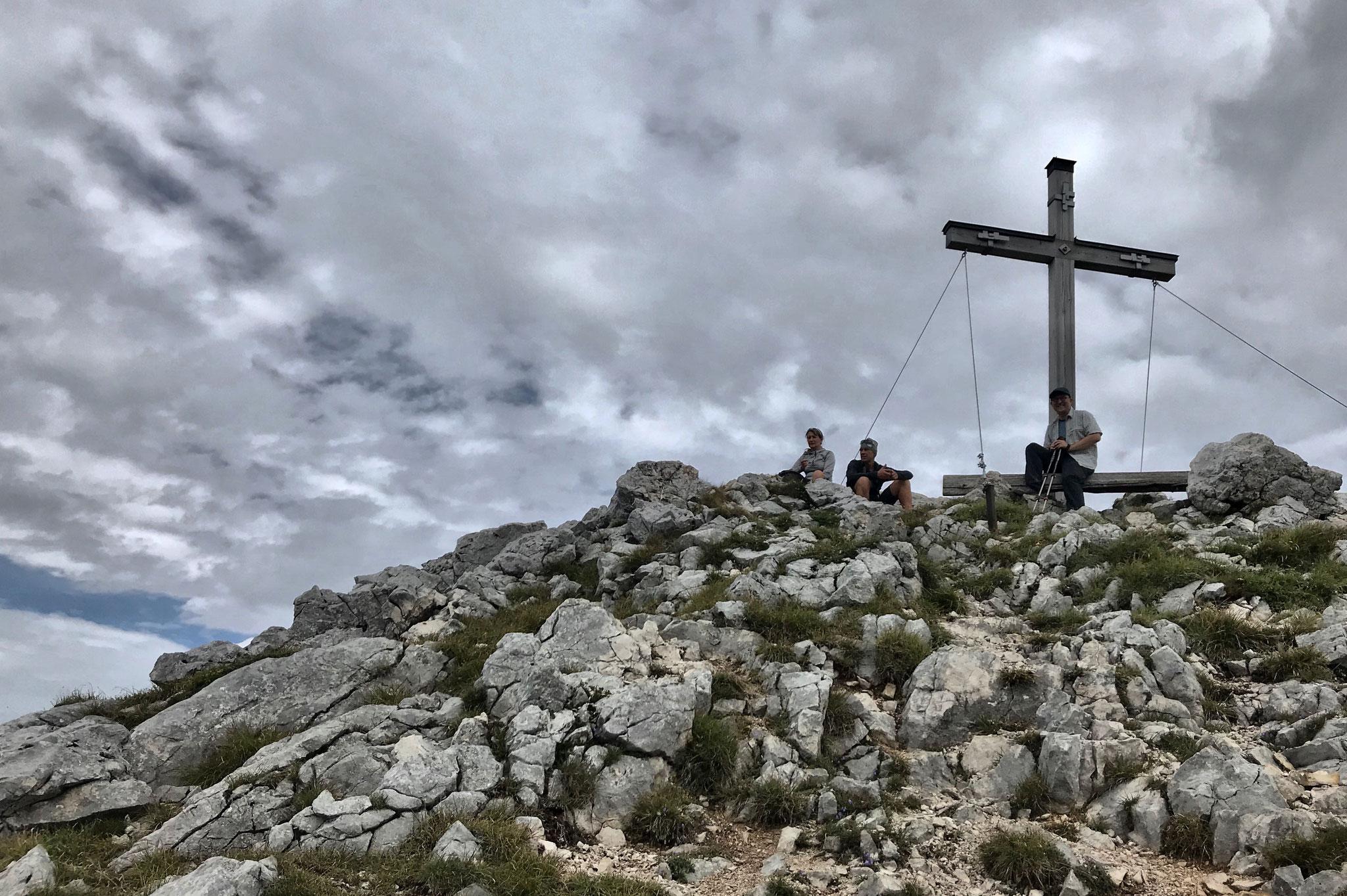 Etappe W13: Sankt Margarethen - Mitteralm