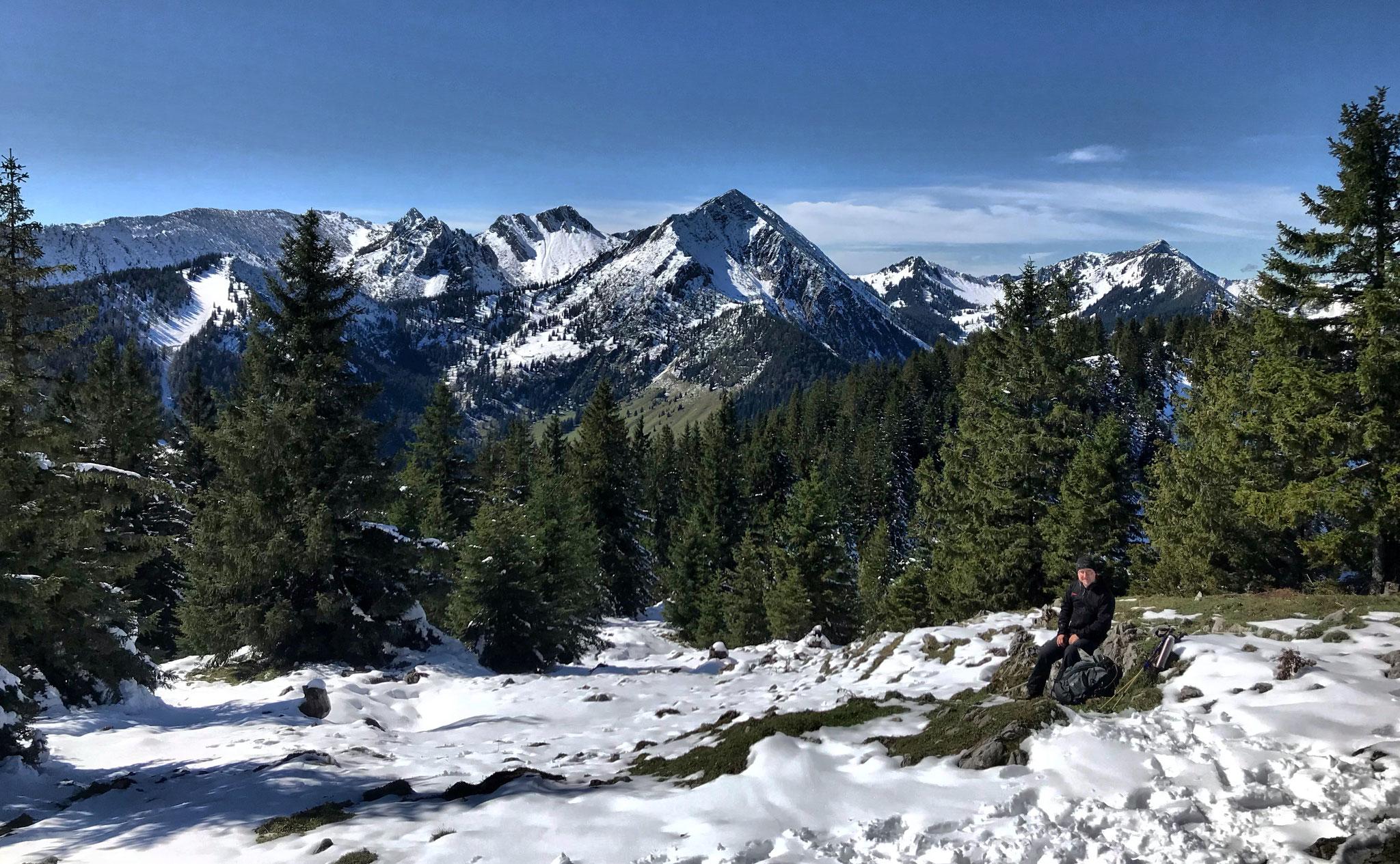 Etappe W15: Osterhofen - Seeberg - Bayrischzell