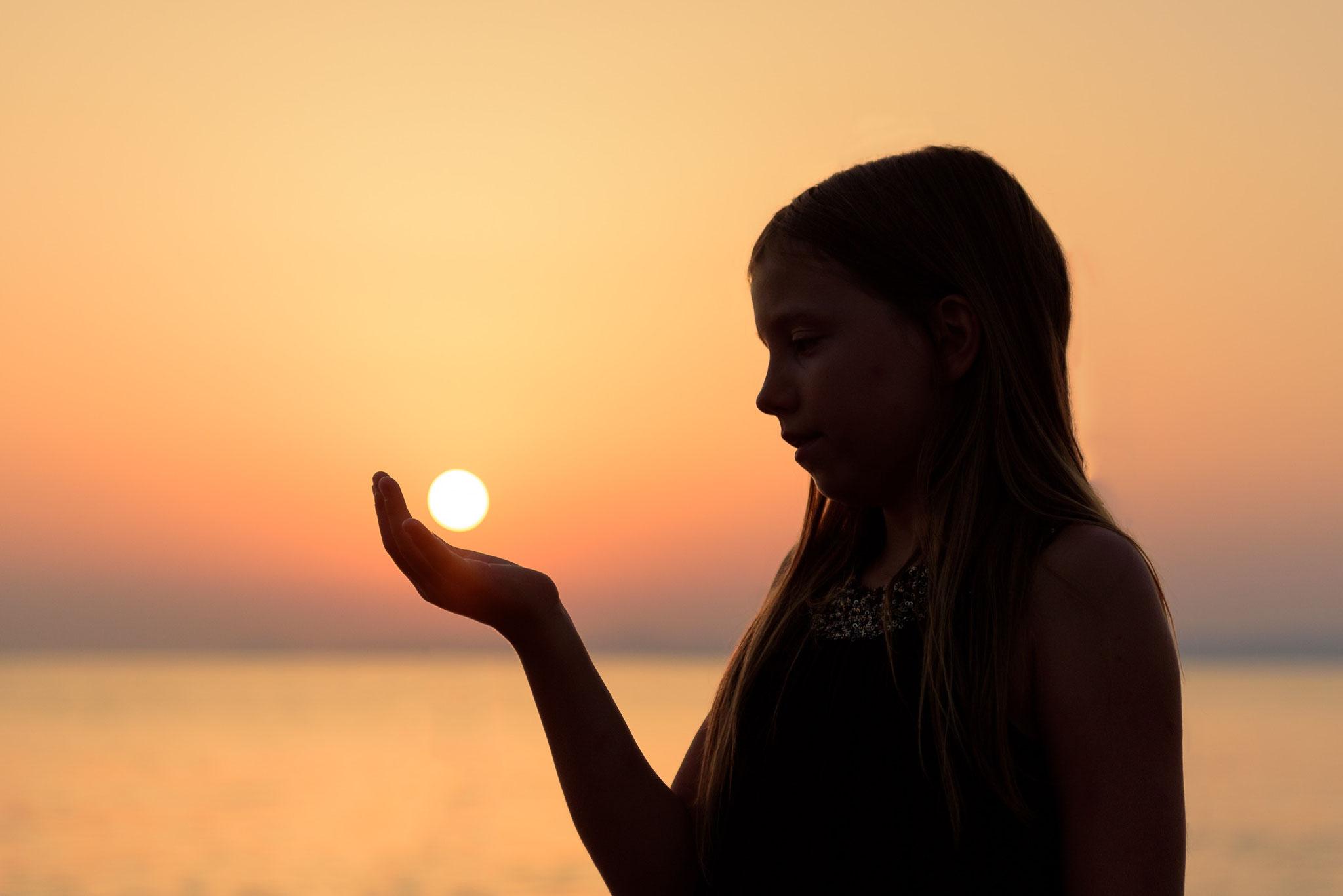 Râ, the God of Sun...