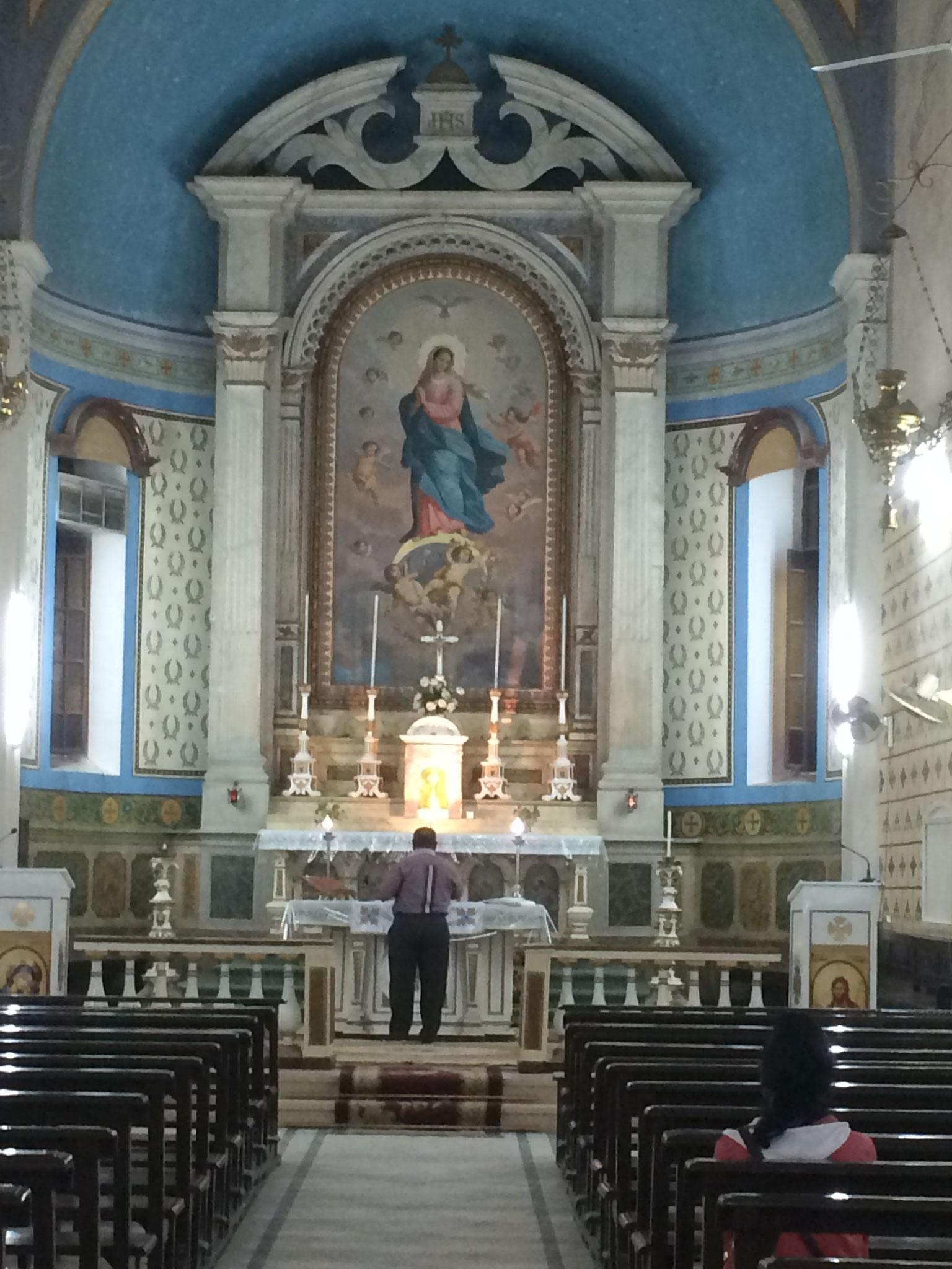 Coptic  Catholic Church St Vincent de Paul