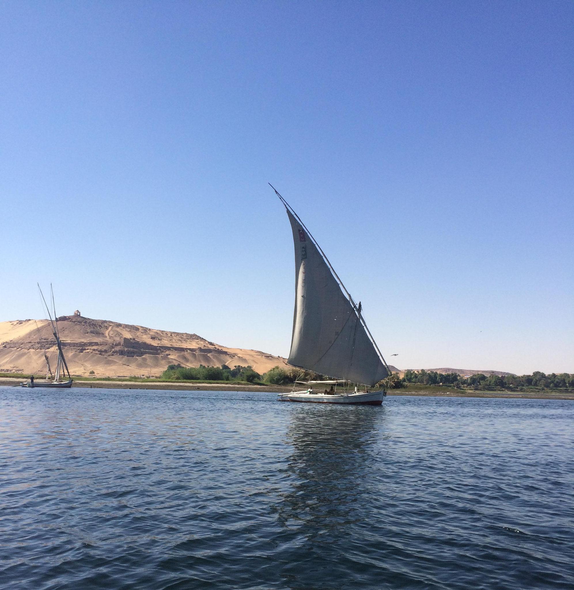 Felouca on the Nile