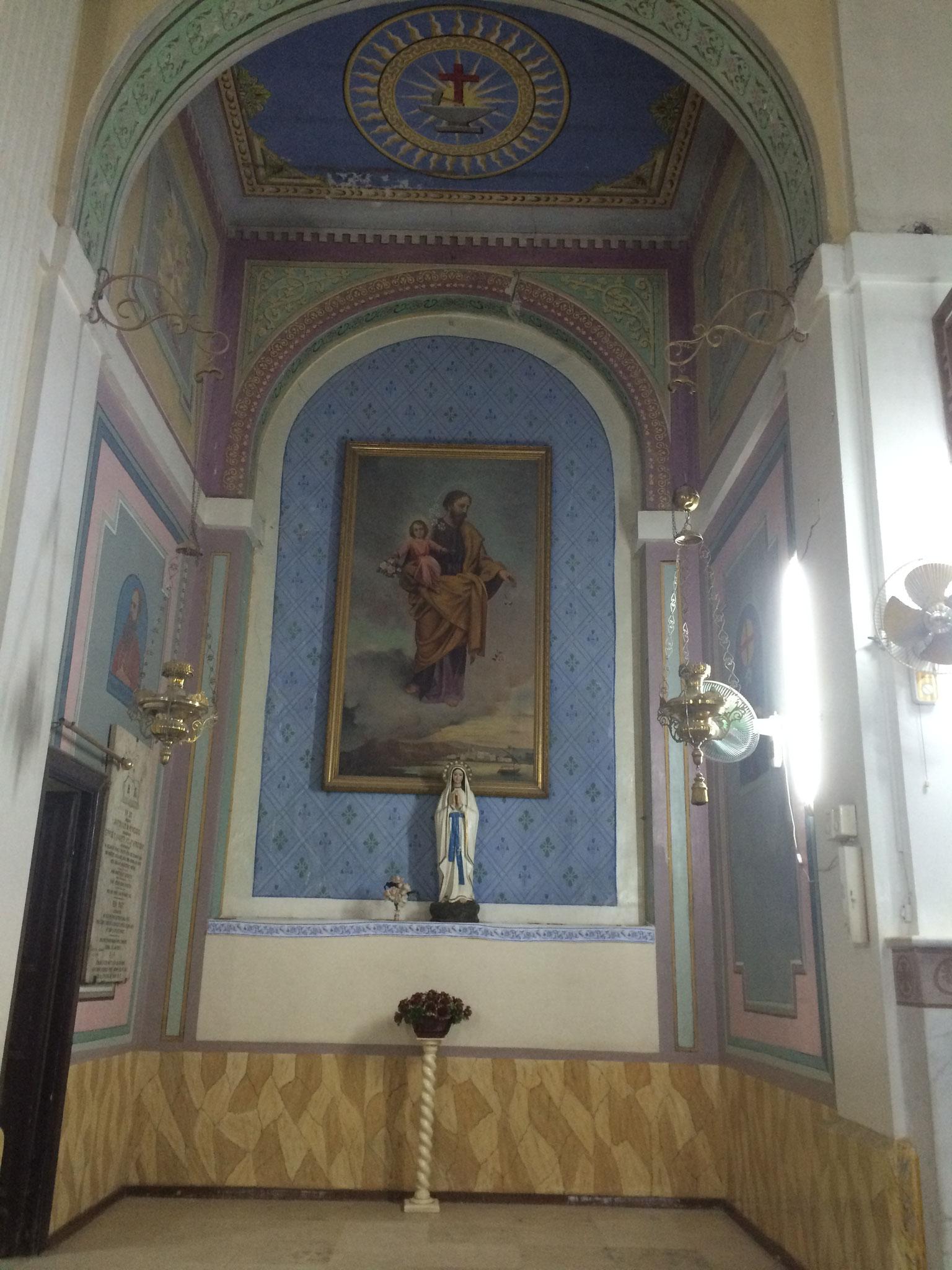 Catholic chuch St Vincent de paul