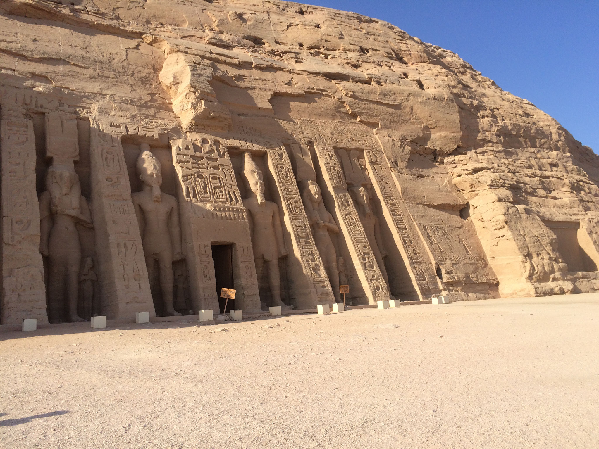 Nerfertari temple