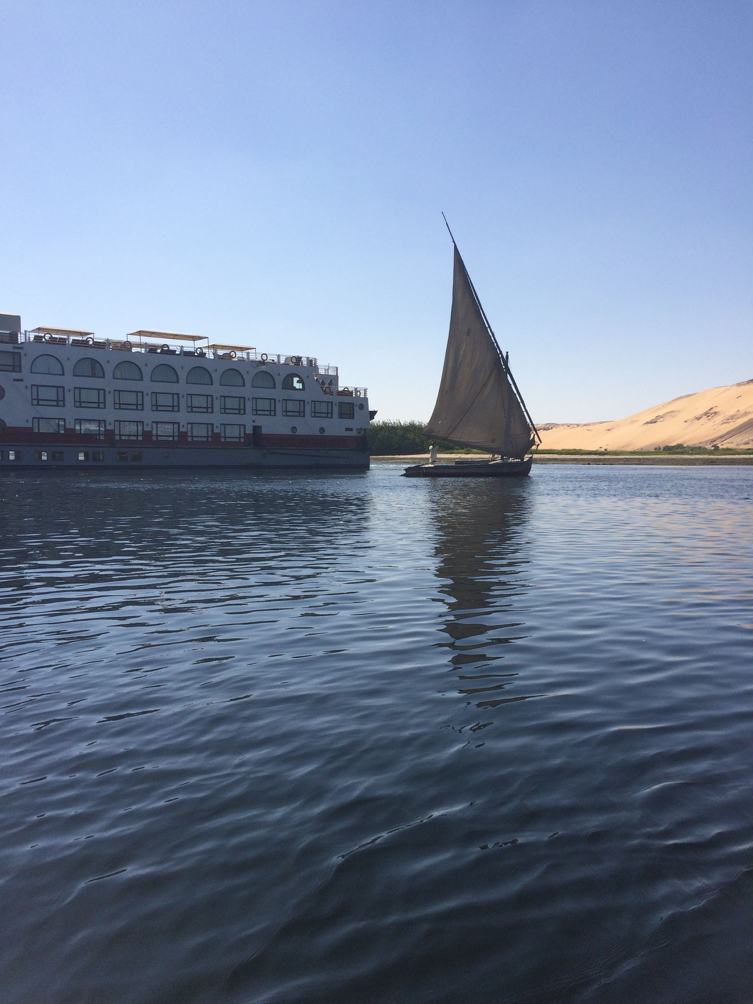 Felouca on the Nile