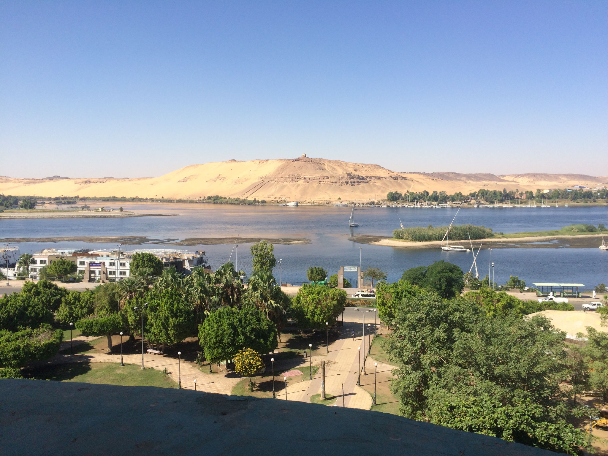 Aswan, the wonderful