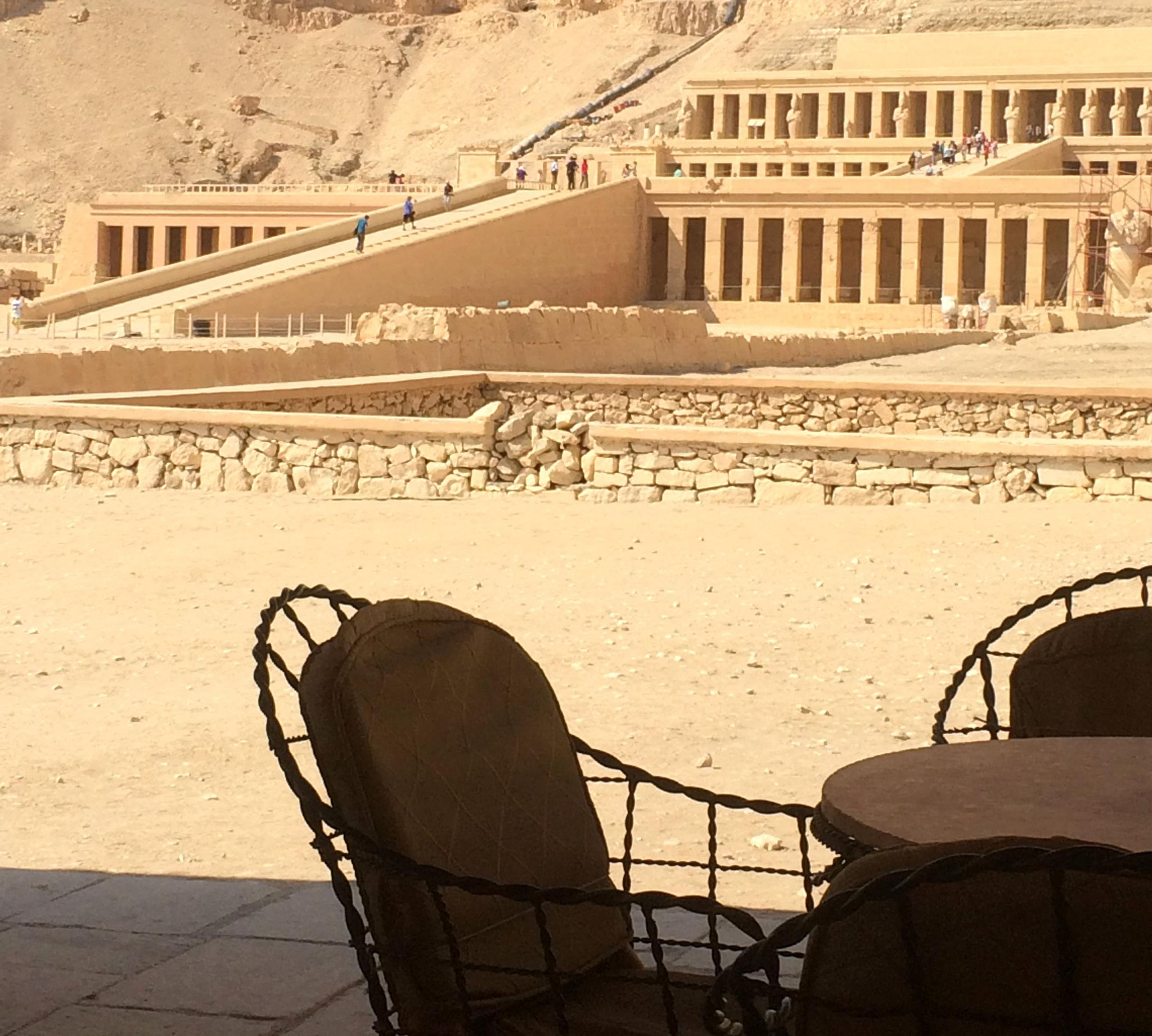 Hatchepsout temple