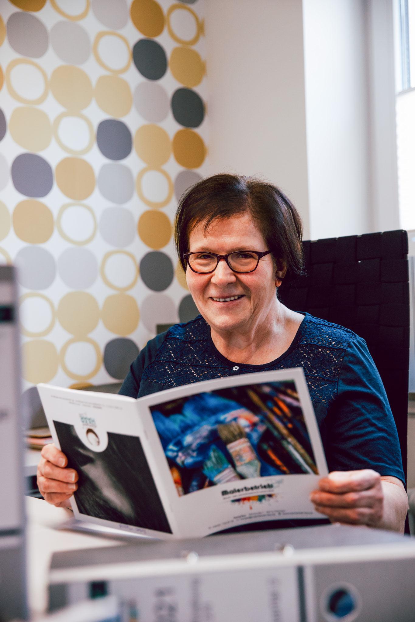 Cornelia Baur  I  Buchhaltung seit 1983