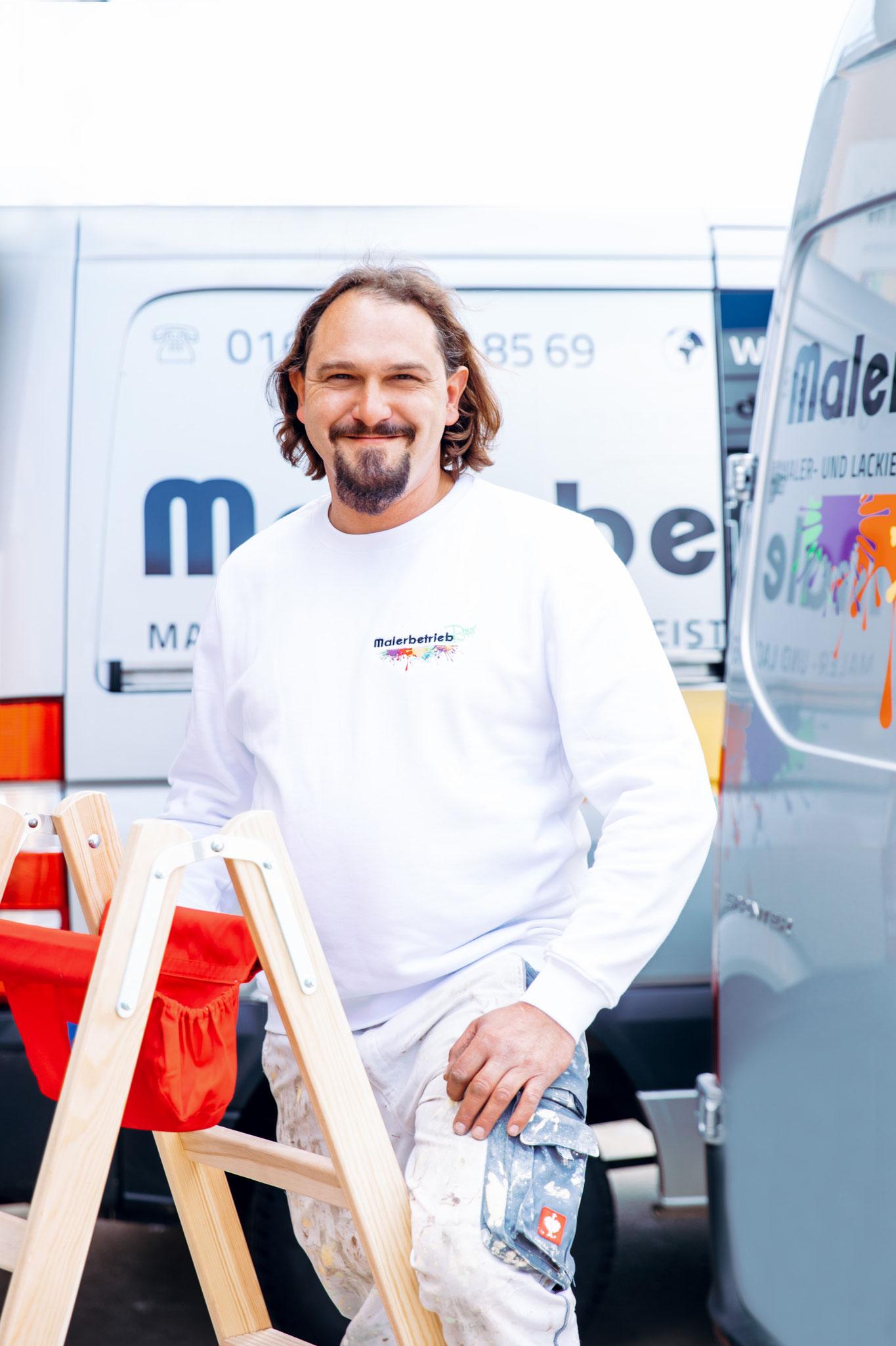 Patrick Schink  I  Maler- und Lackierergeselle seit 2000