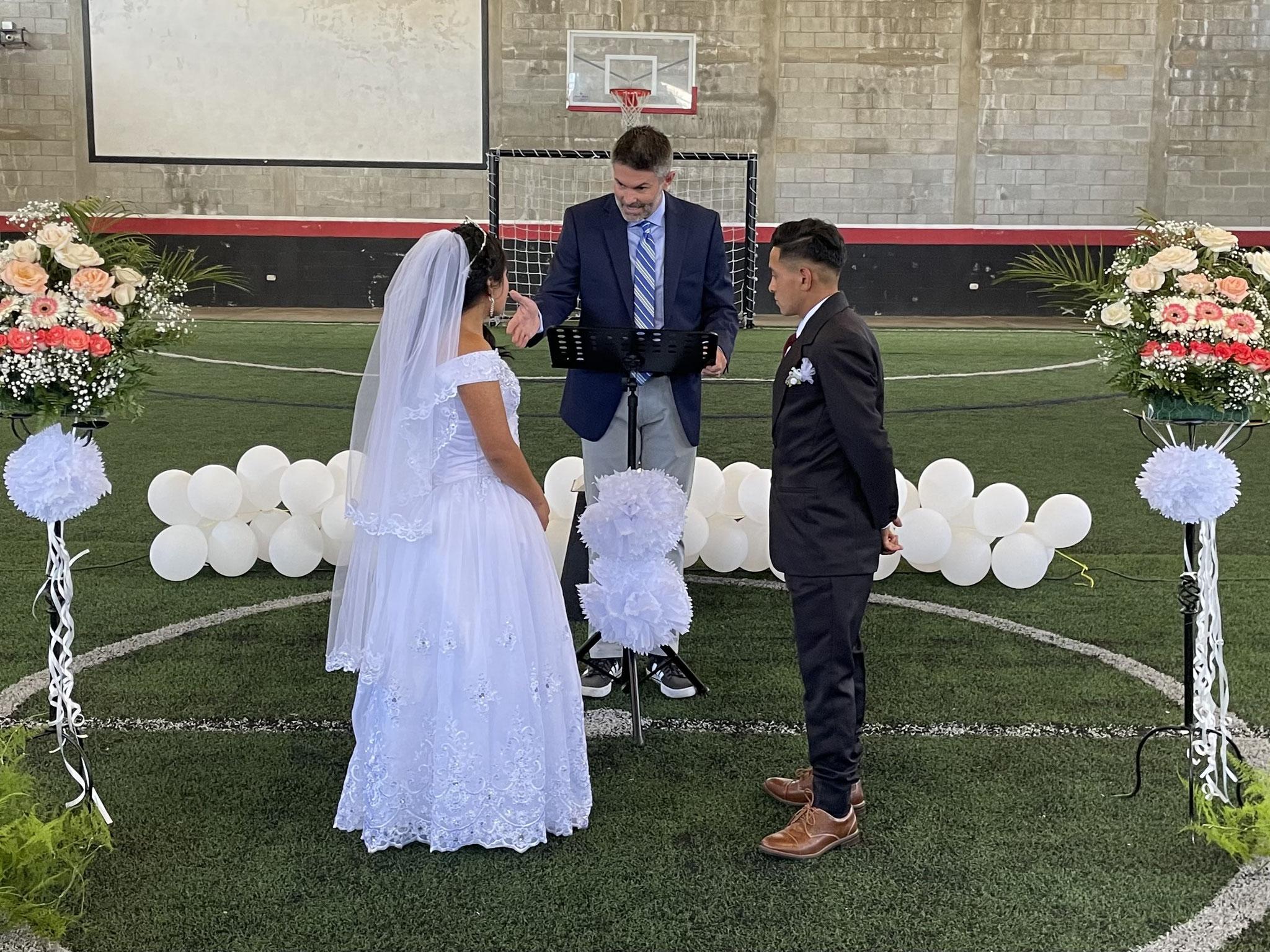 Nicho and Araceli wedding