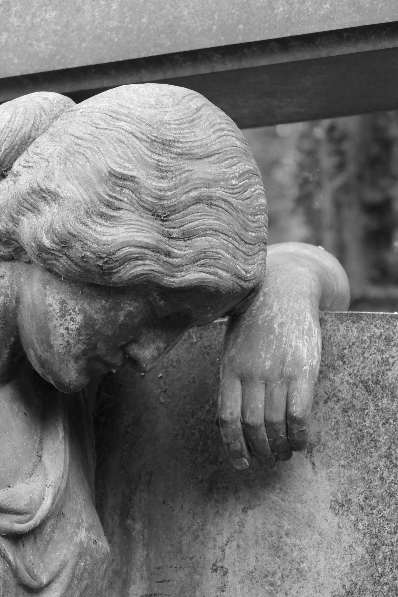 Martin Fabjancic, Hauptfriedhof Frankfurt/Main