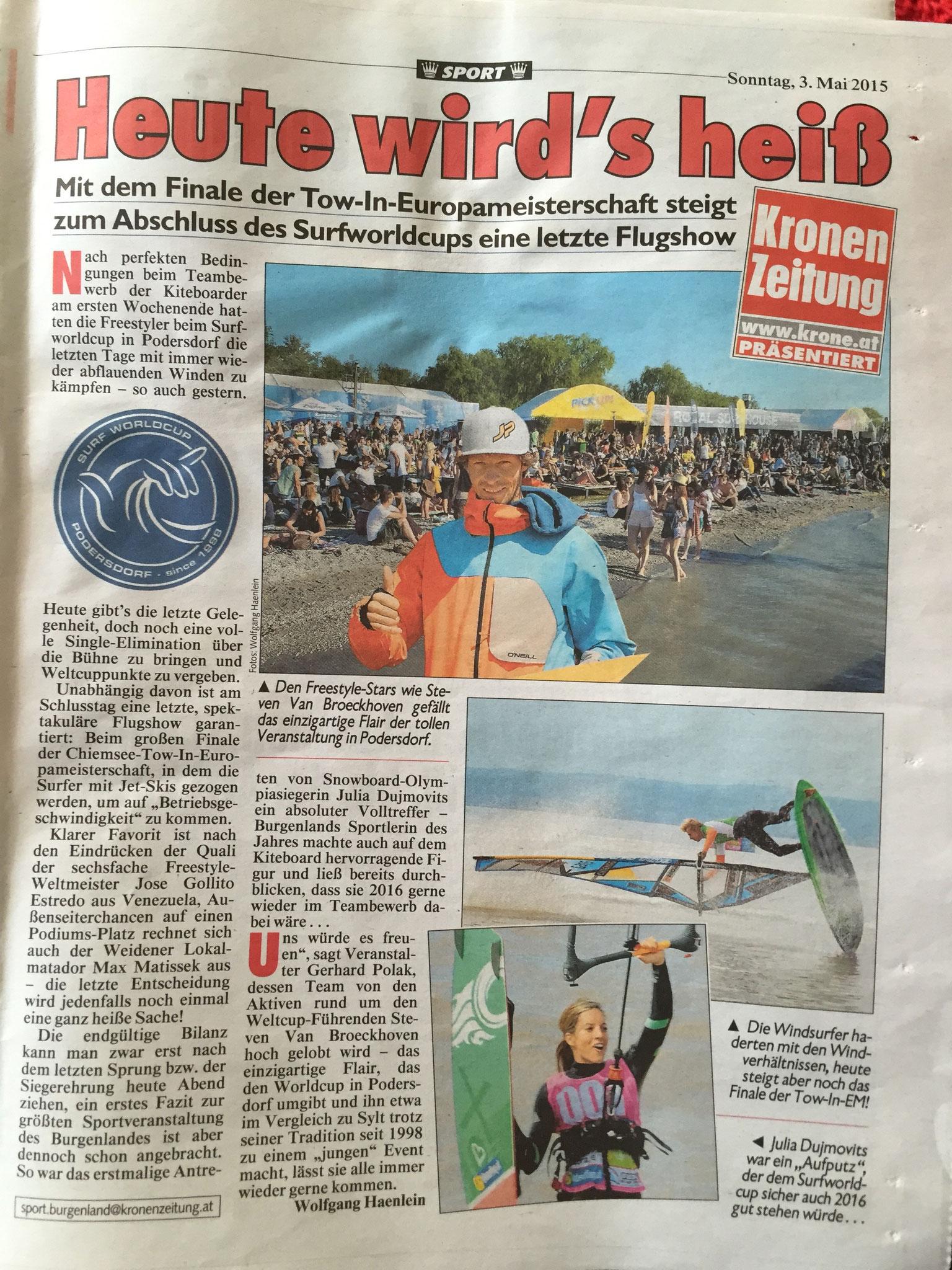 KRONE Zeitung Österreich