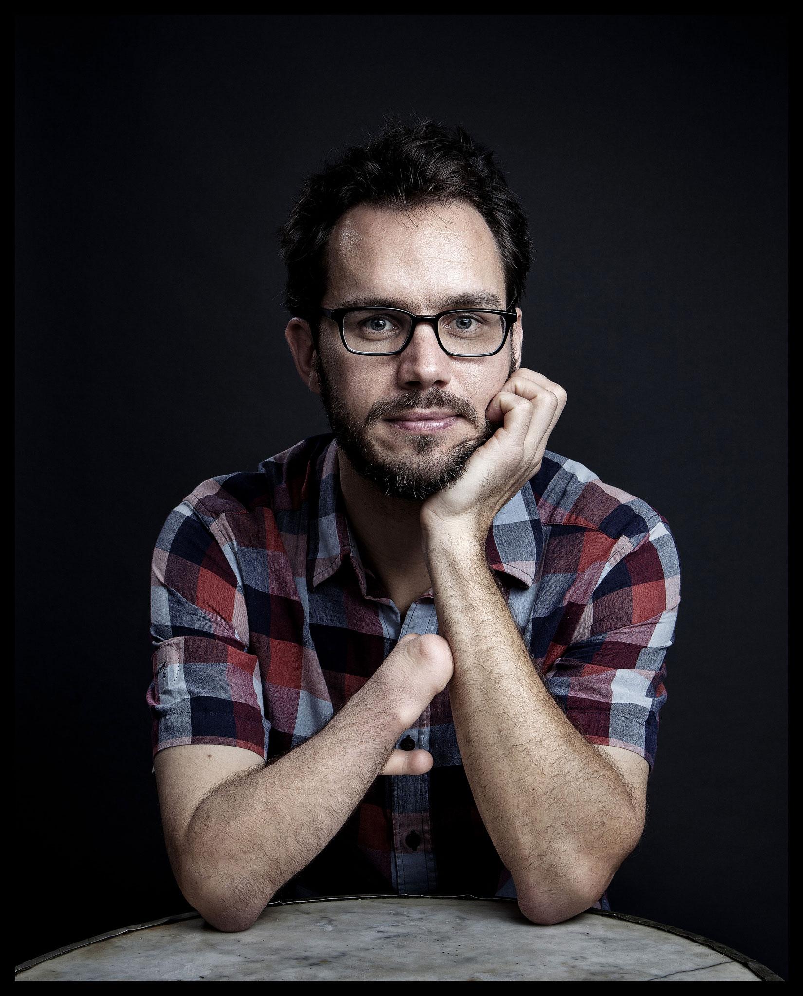 Michael Brucker - Géographe