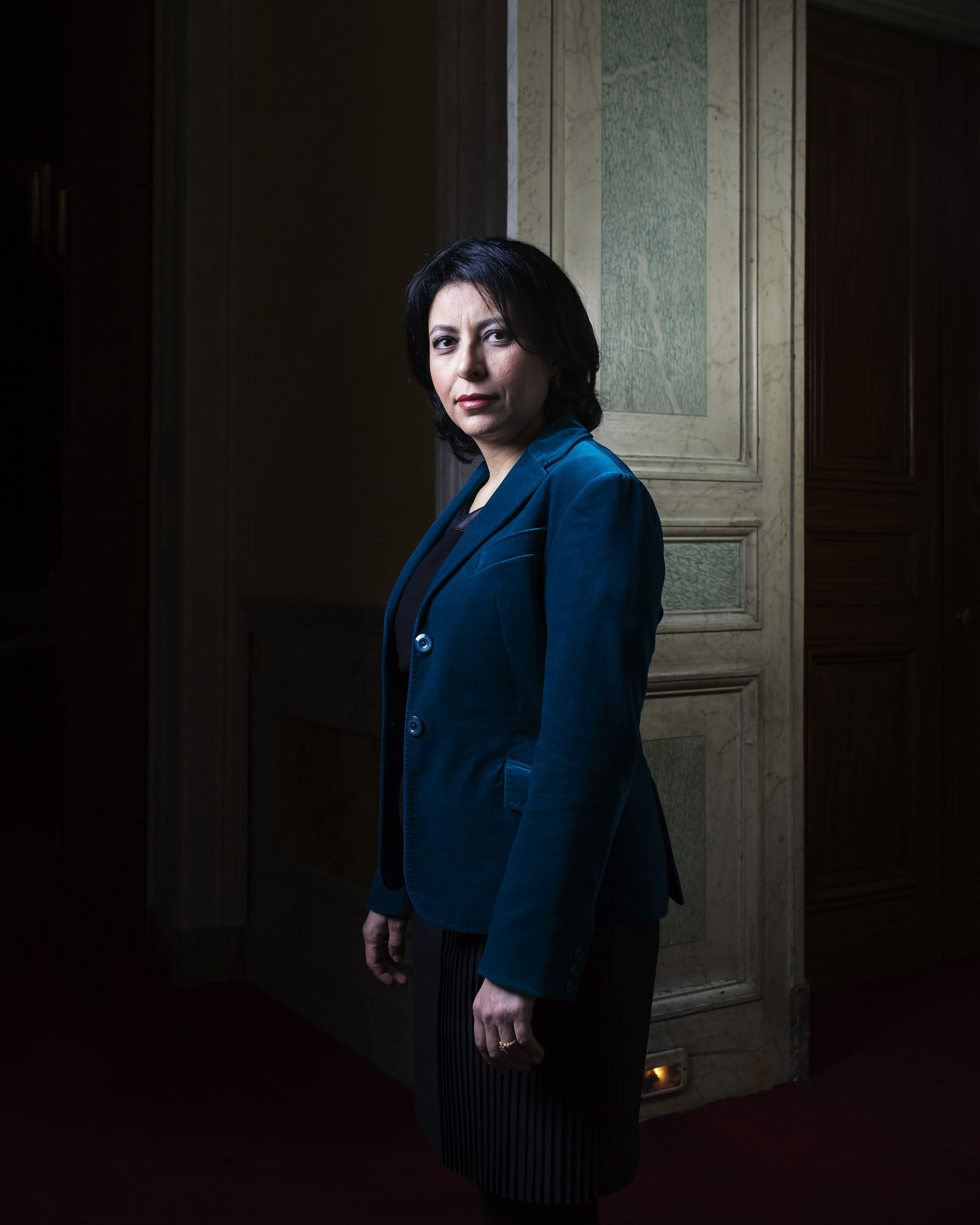 Leila Aichi - Sénatrice
