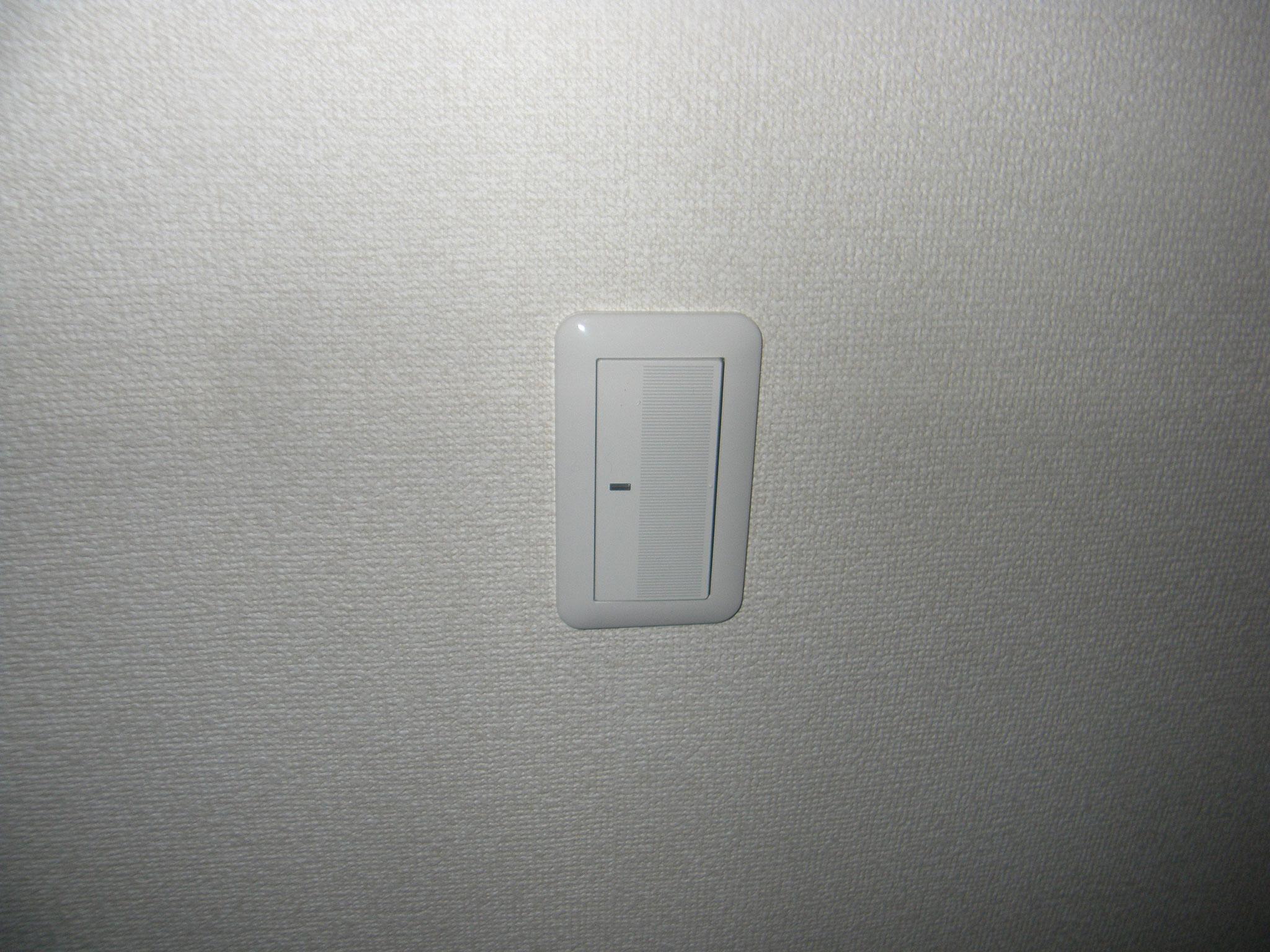 ほたるスイッチ交換作業:工程写真