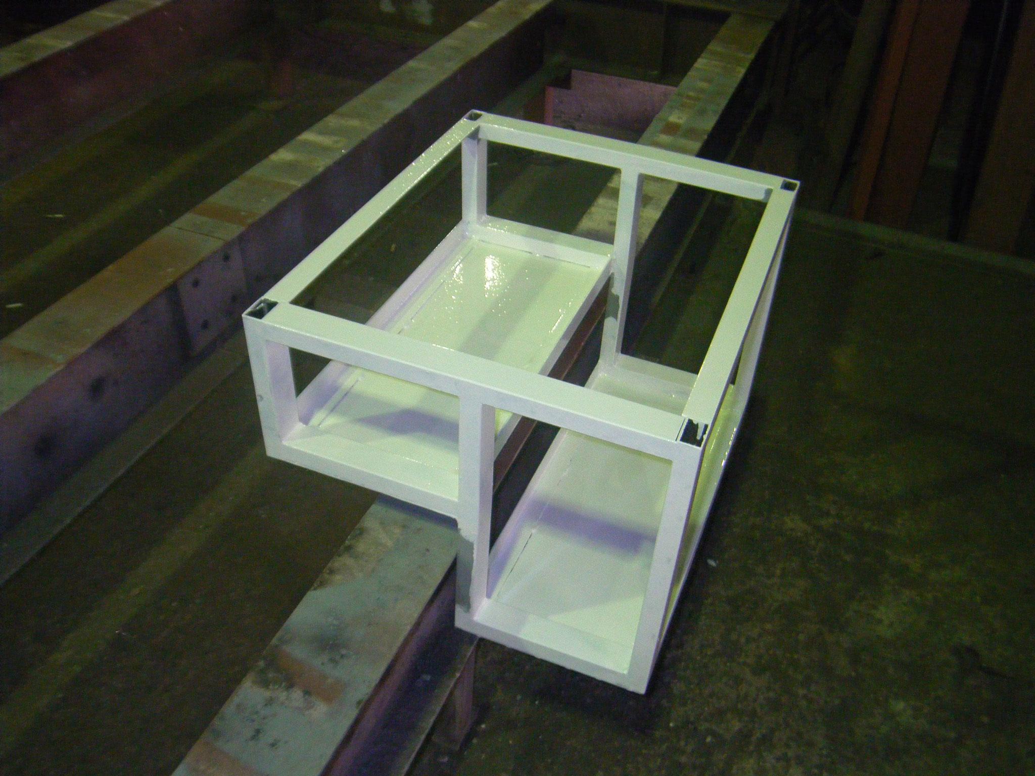 小上がり階段新設工事:工程写真
