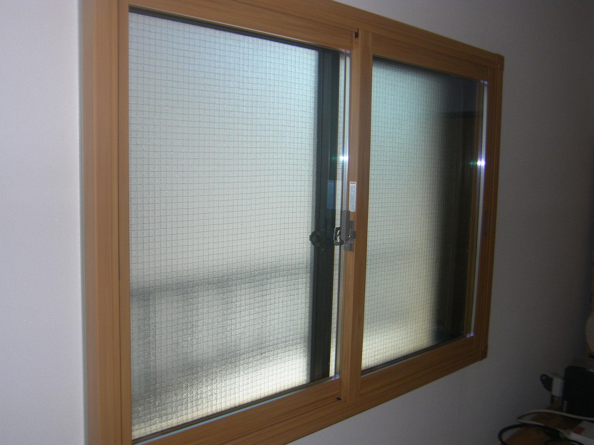 インプラス(内窓)工事:工程写真