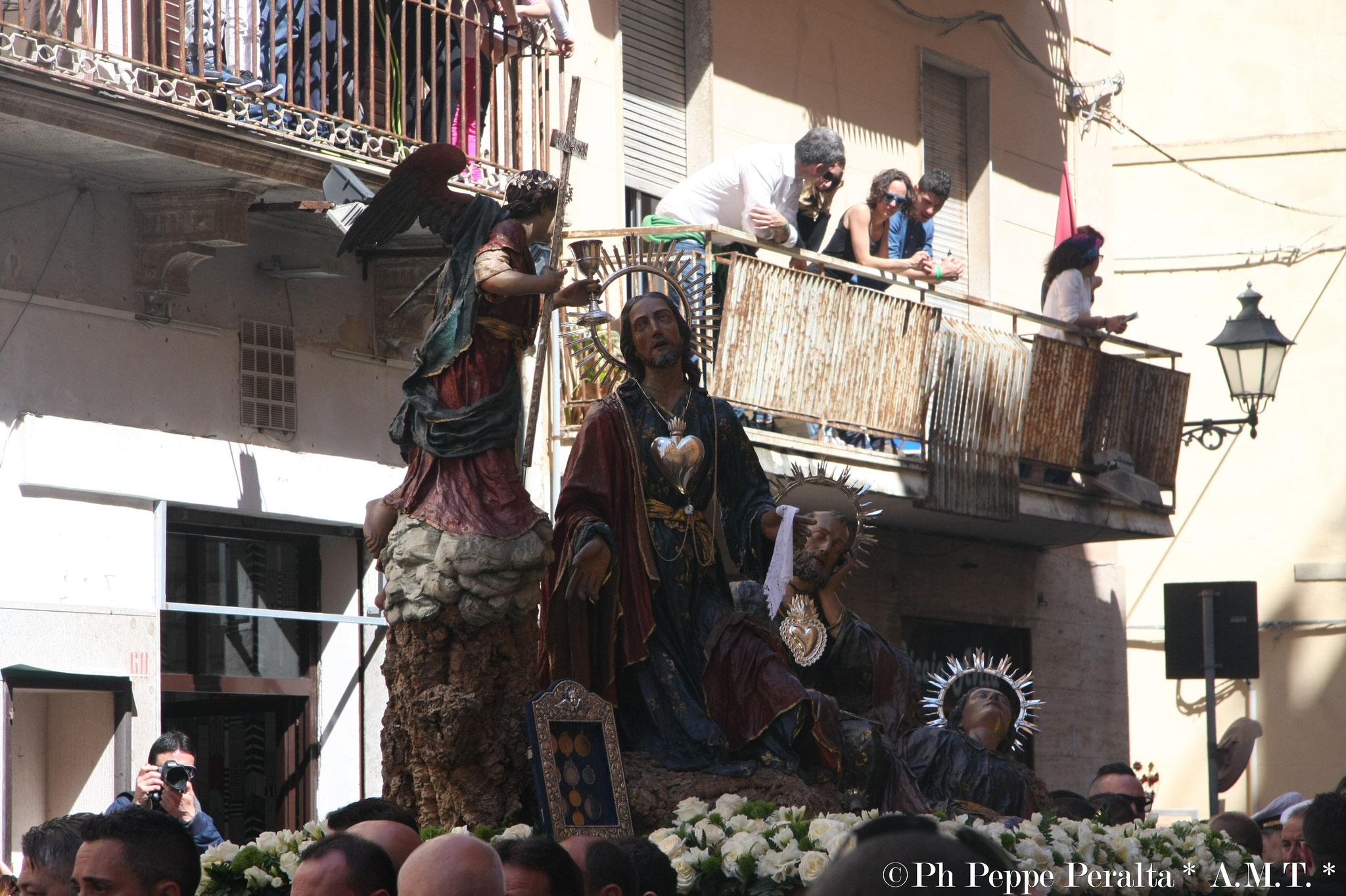 Gesù nell'Orto dei Getsemani - Ceto Ortolani