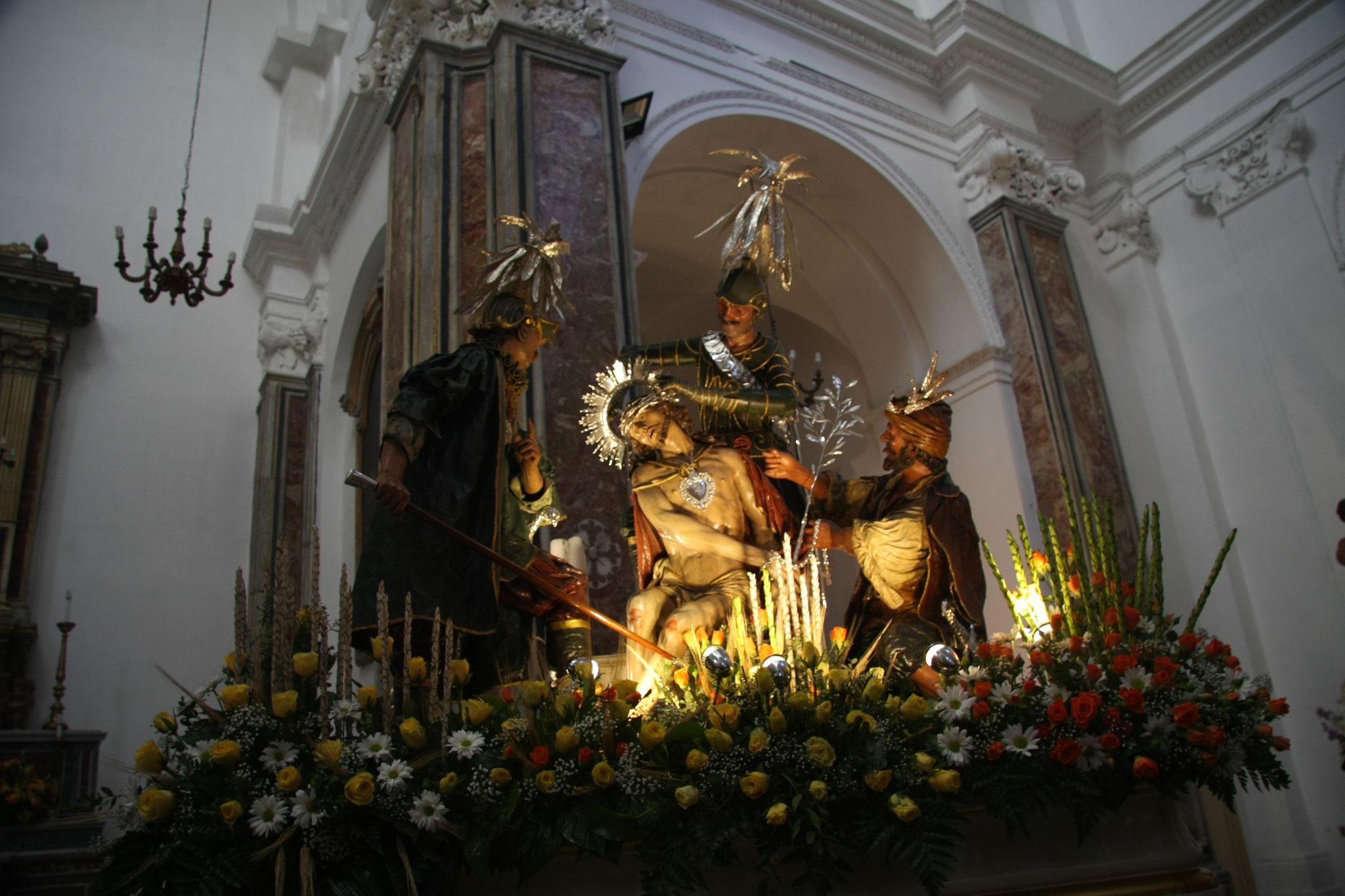 La Coronazione di Spine - Ceto Fornai