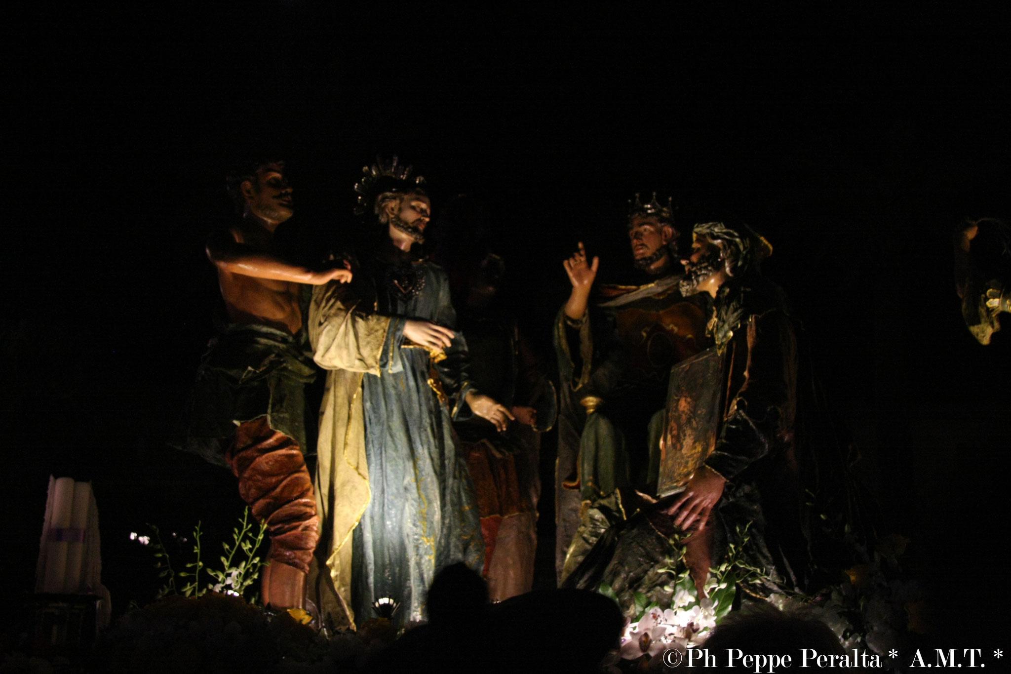 Gesù Dinanzi ad Erode - Ceto Pescivendoli