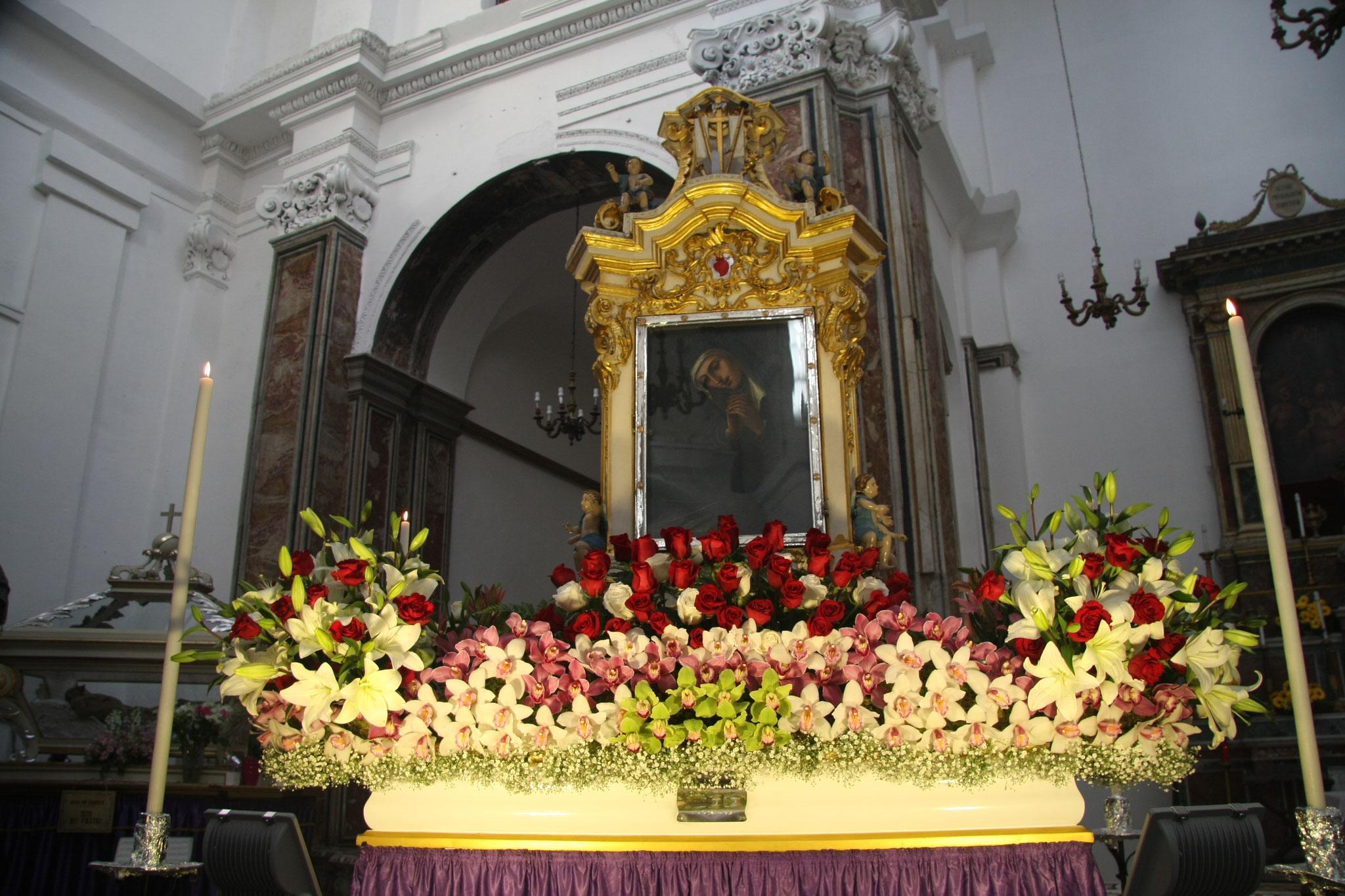 Madre Pietà del Popolo - Ceto Fruttivendoli