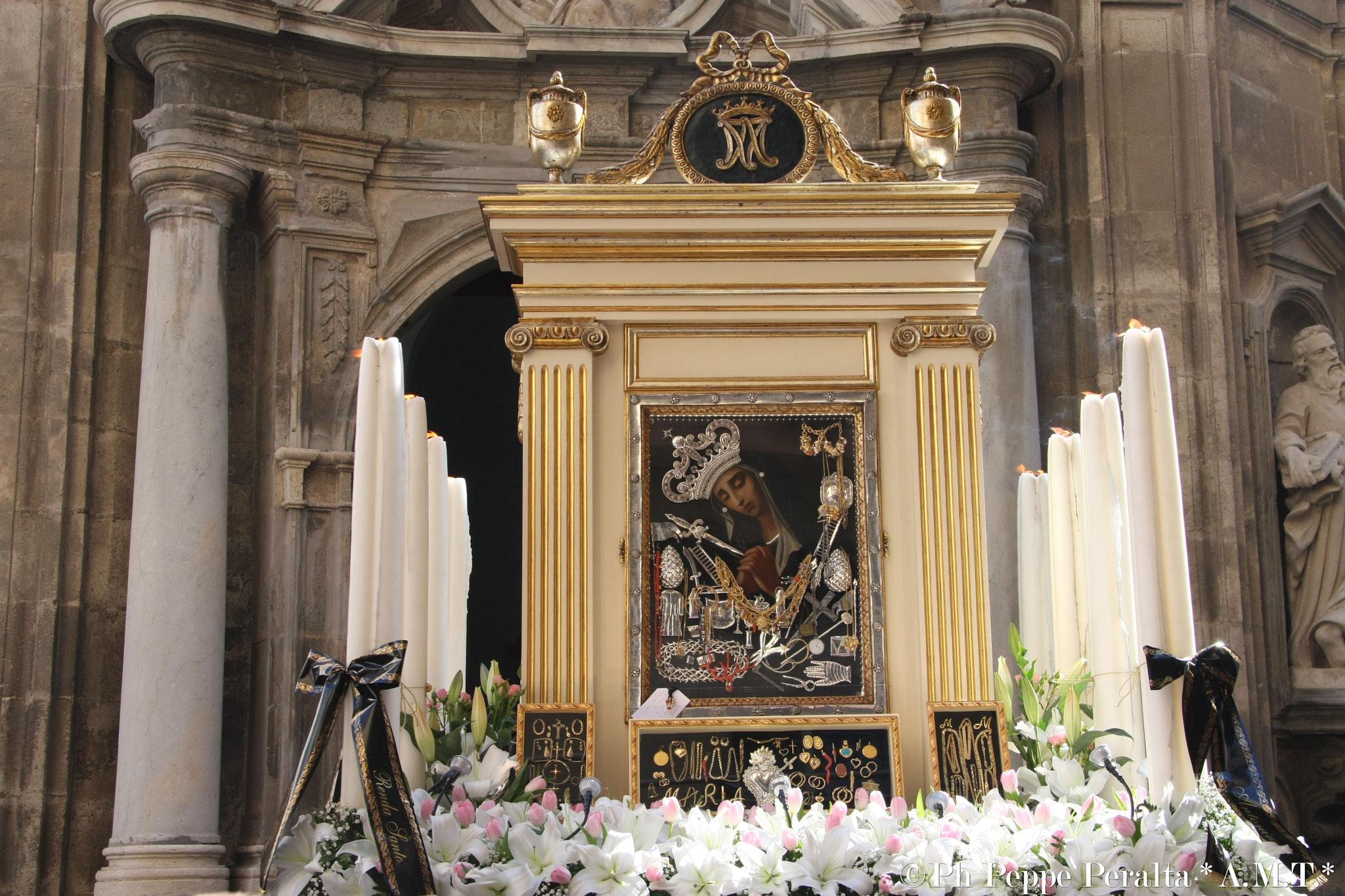 Madre Pietà dei Massari  - Ceto Massari