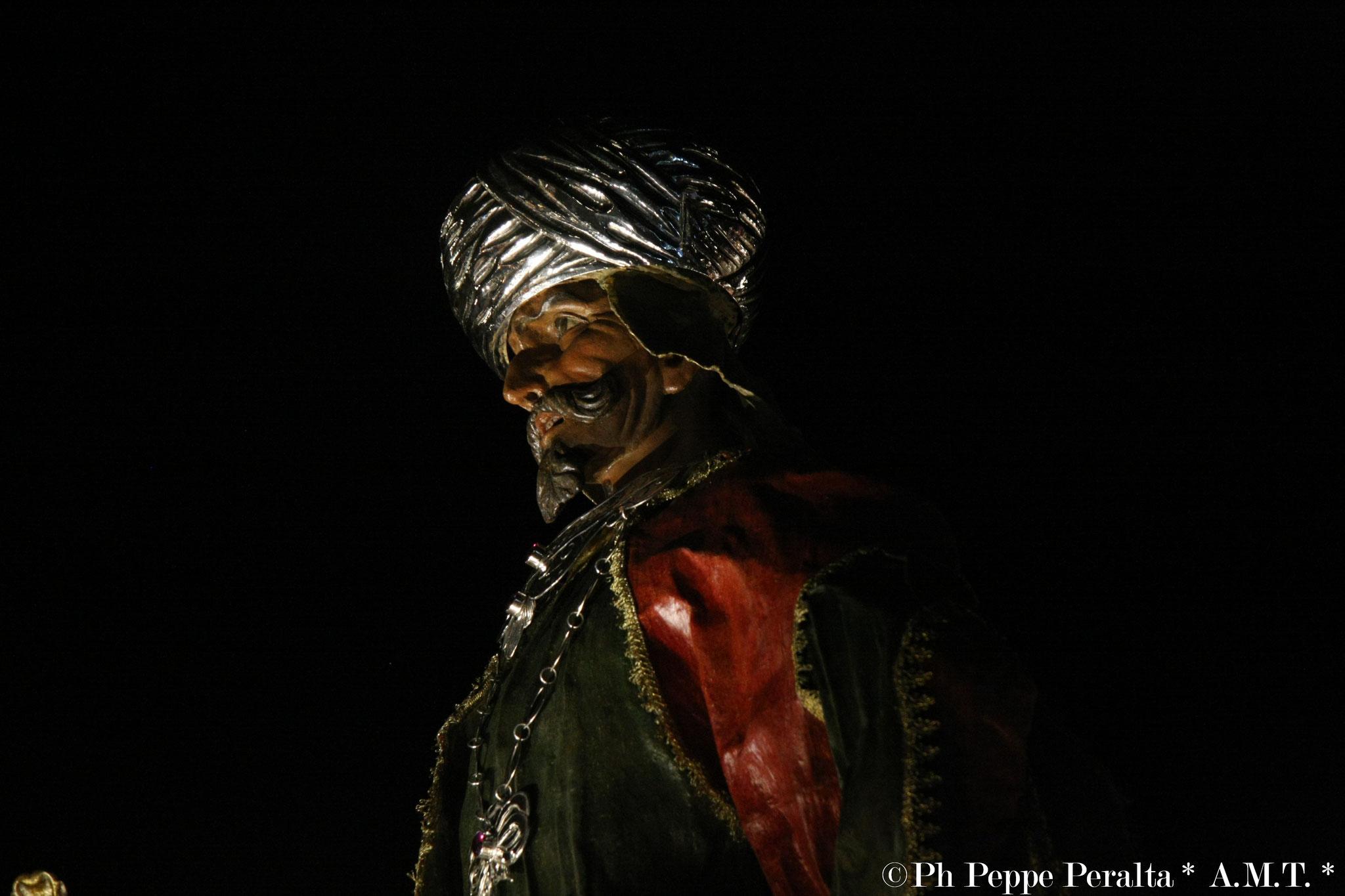 Il sacerdote Hannan, suocero del Pontefice Caifa
