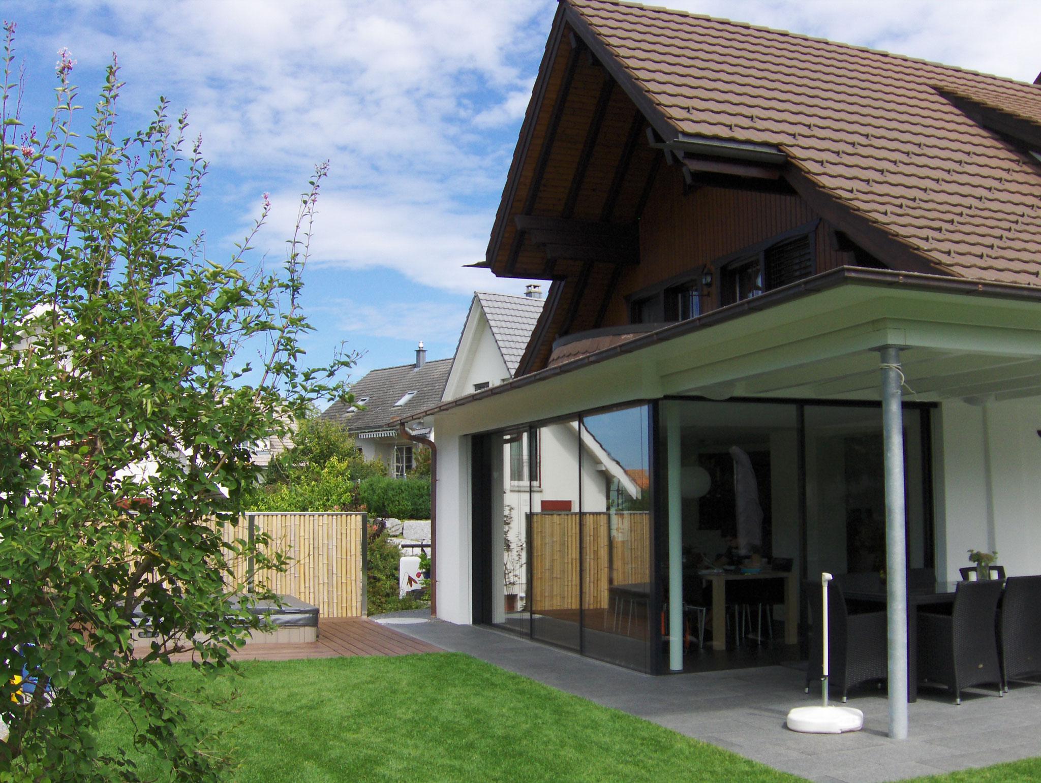 Wohnhauserweiterung, 8444 Henggart/ZH