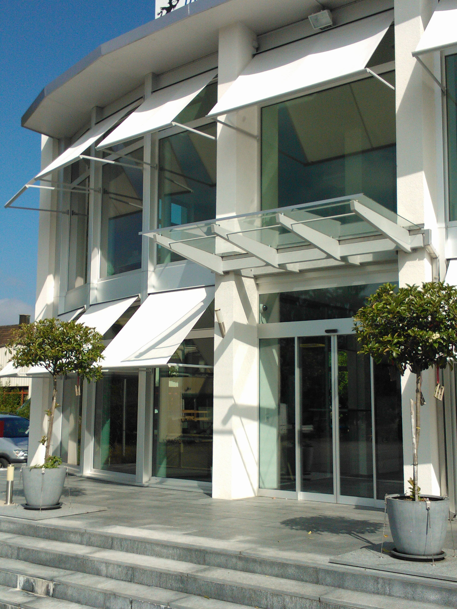 Bürogebäude / Lagerhalle, 8475 Ossingen/ZH