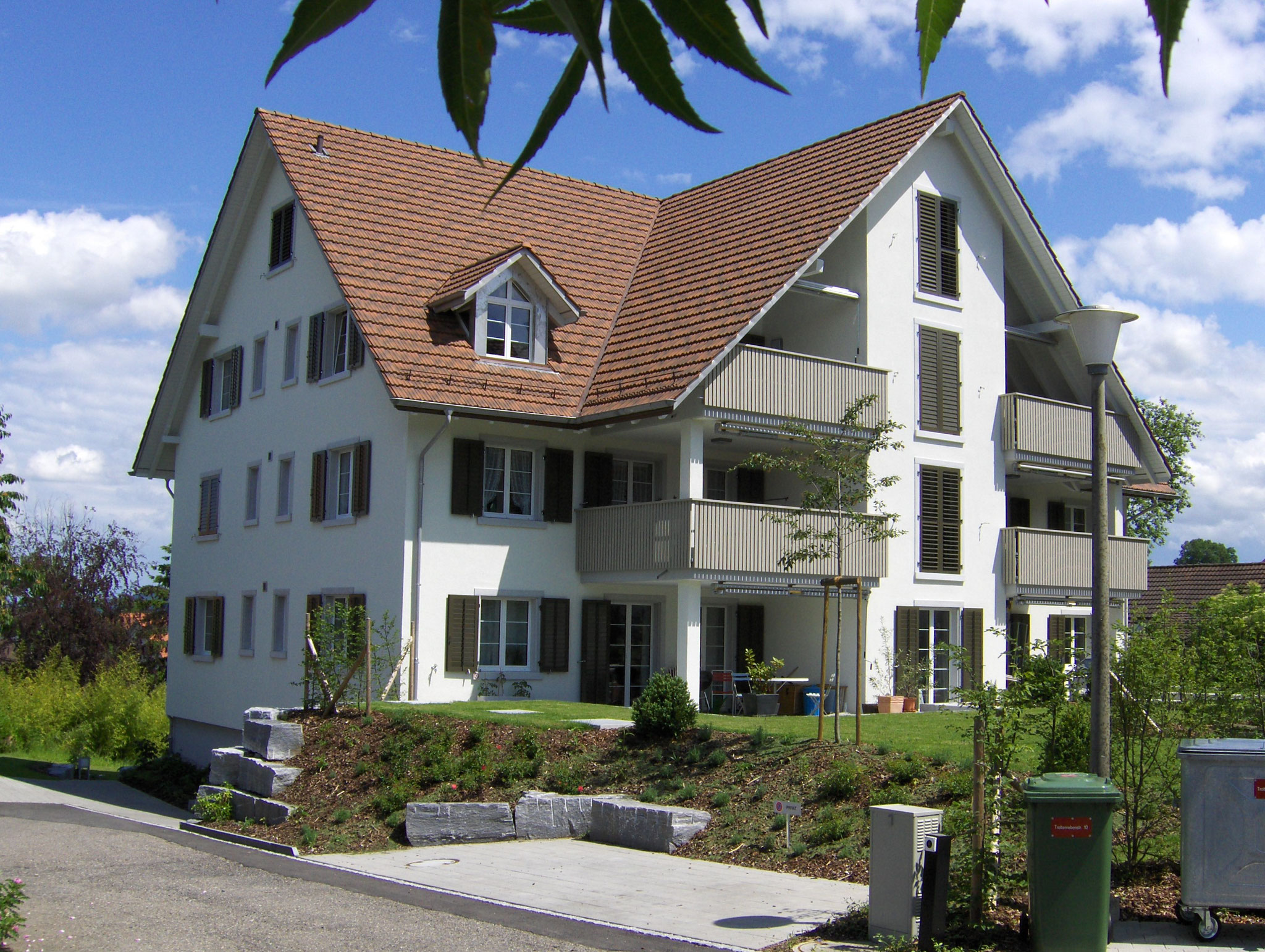 Mehrfamilienhaus, 8548 Ellikon an der Thur/ZH