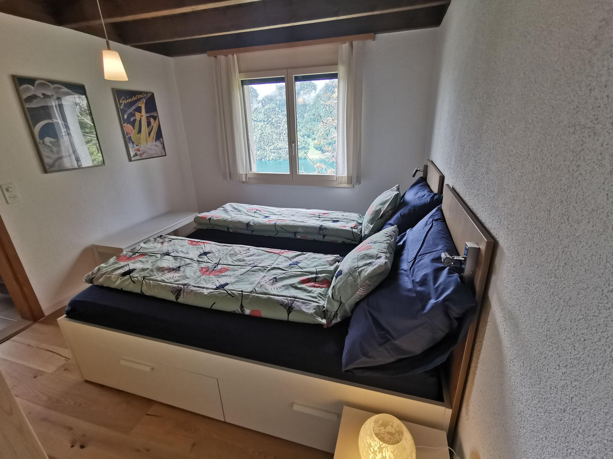 Zimmer 2 oben (Doppel)