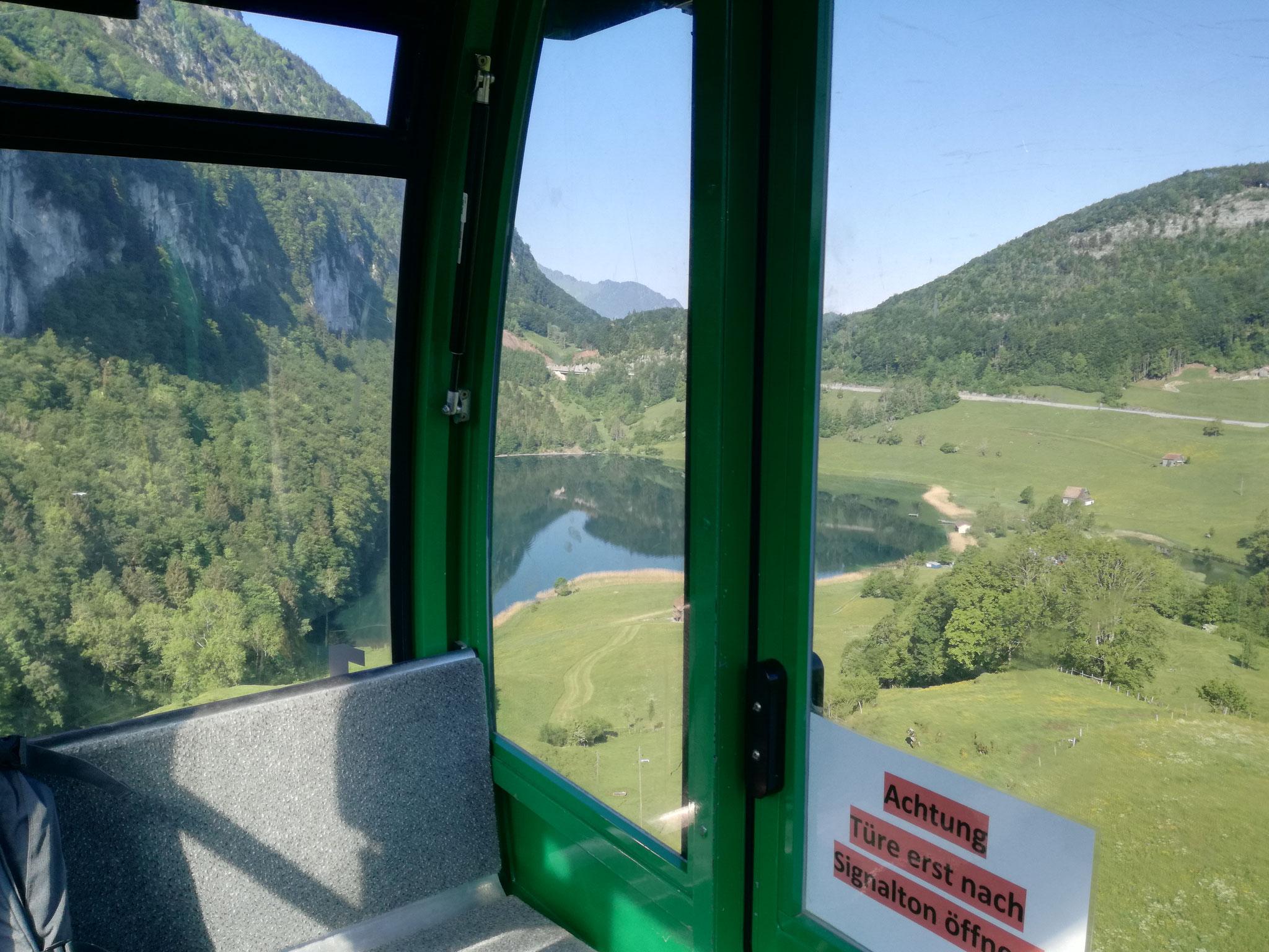 Seilbahn Alp Weid