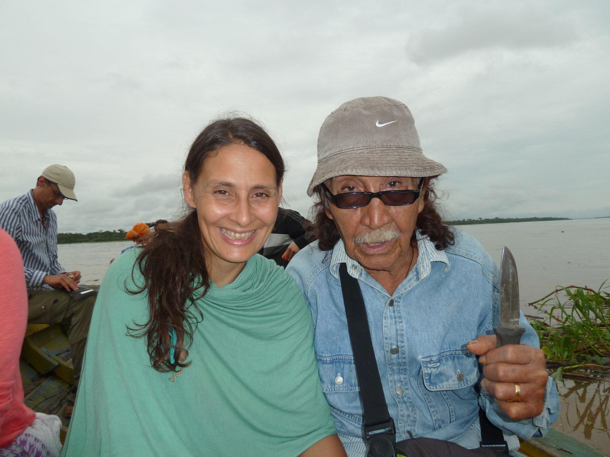 Don Agustin Rivas Vasquez & Mara Ohm
