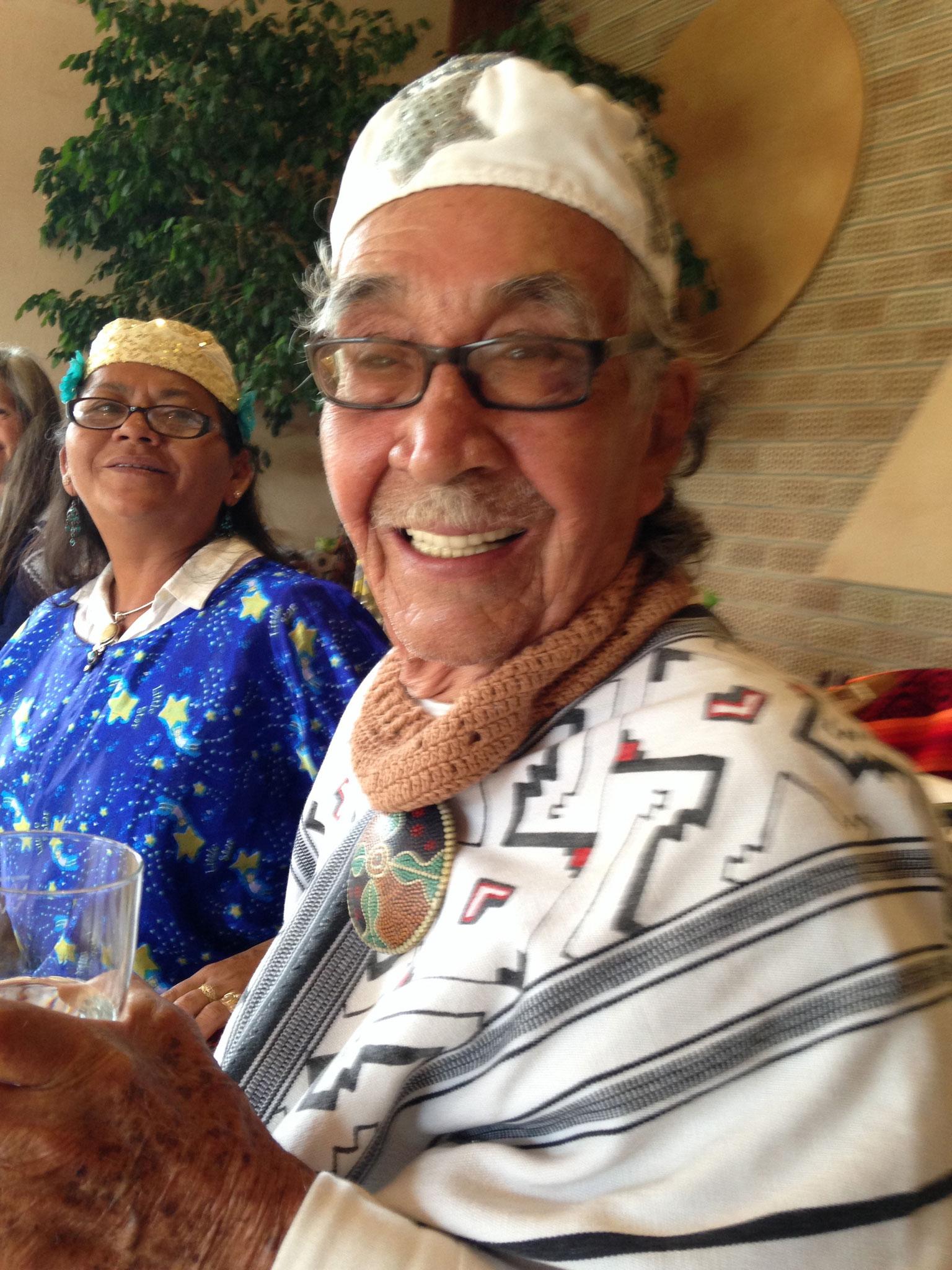Don Agustin Rivas Vasquez & Dona Marlene Soto Ramirez