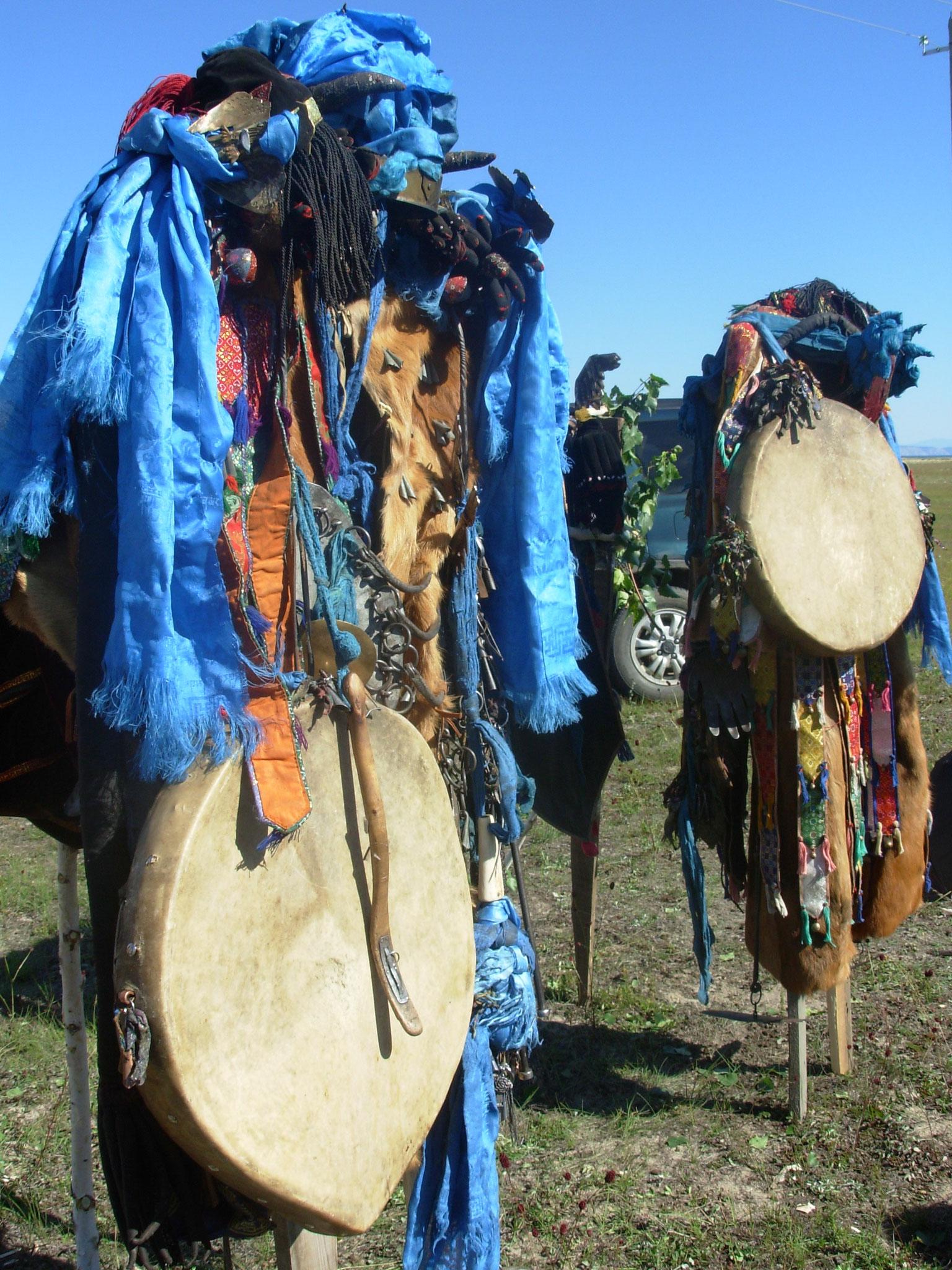 Siberian Shamans Gear