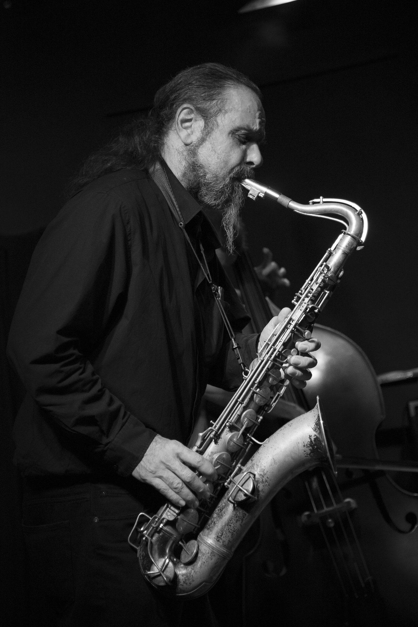 "Hiby Wuppertal ""Jazz Club Loch"" 2019  © Antje Zeis-Loi"