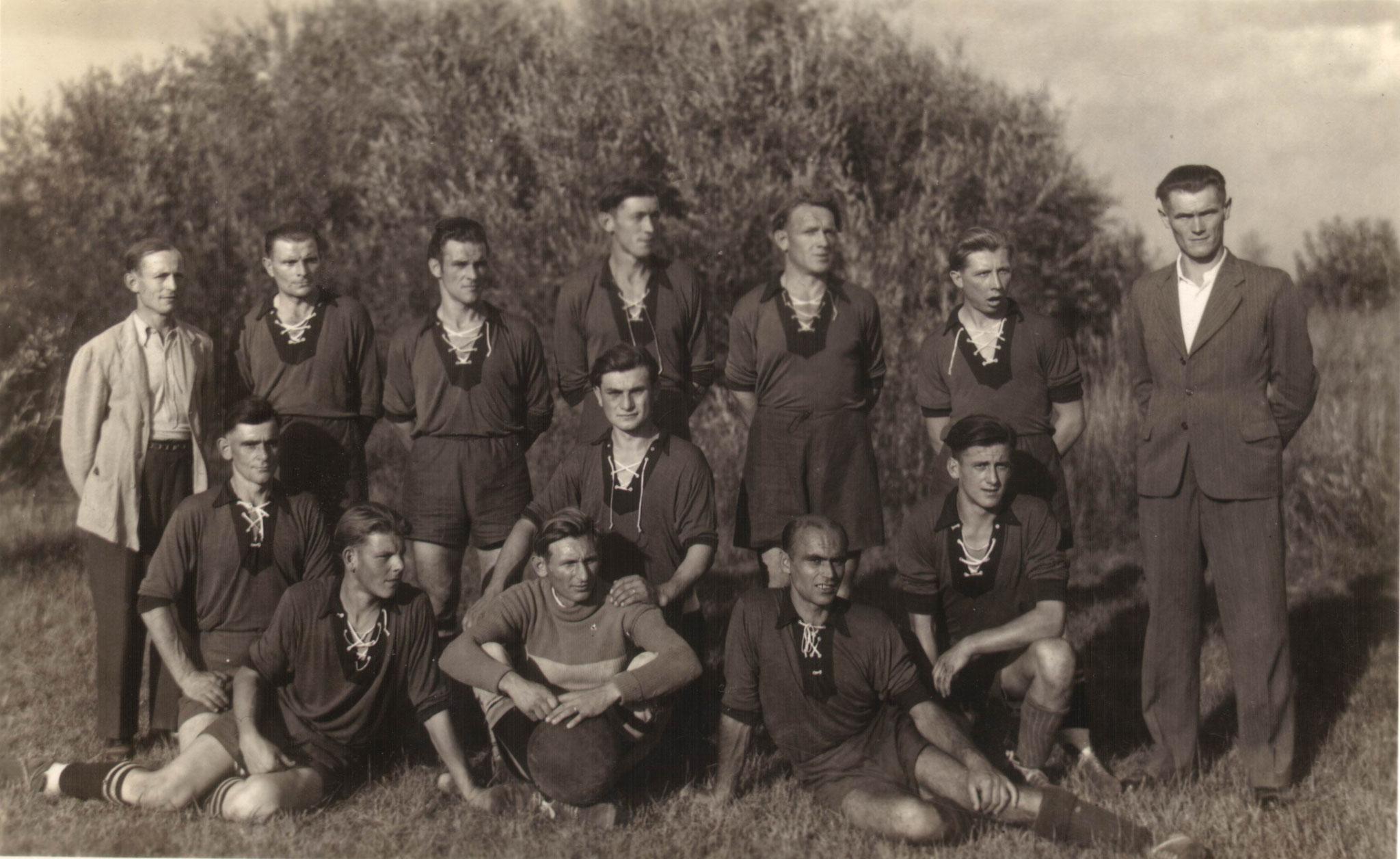 Mannschaftsbild 1948-49