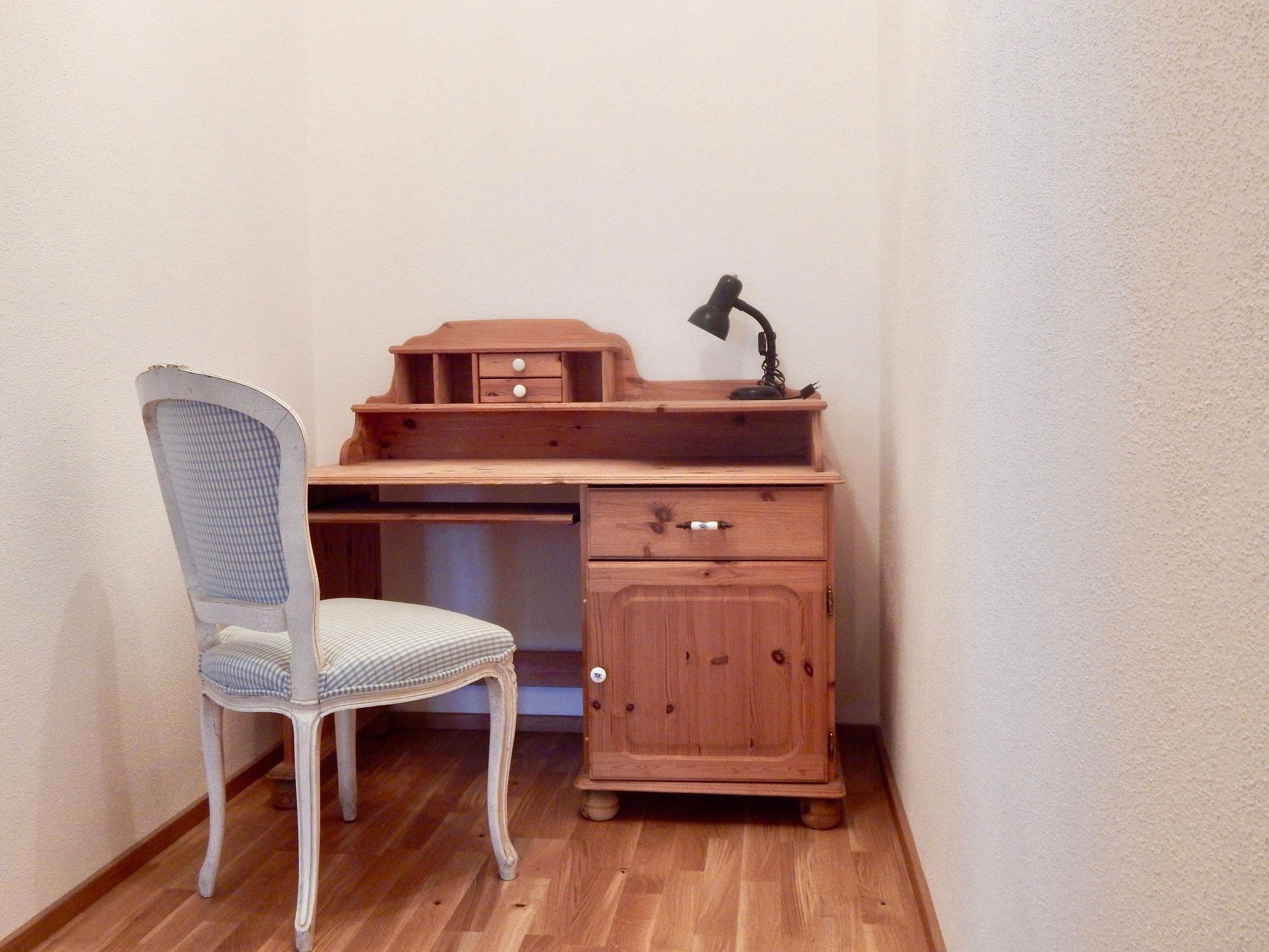 kleines Büro im 1. OG