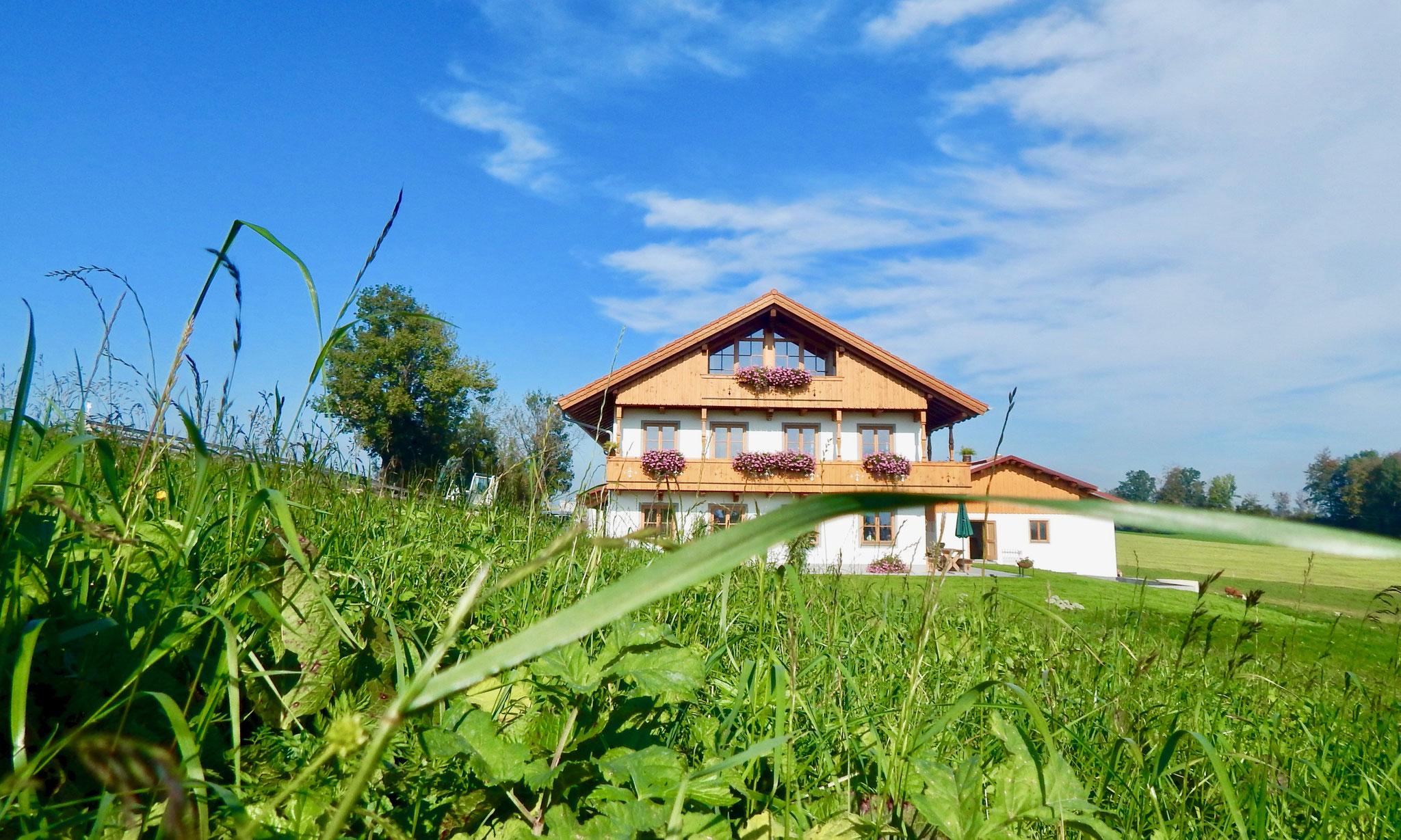 Ferienwohnung Schusterbauer in Gaißach bei Bad Tölz