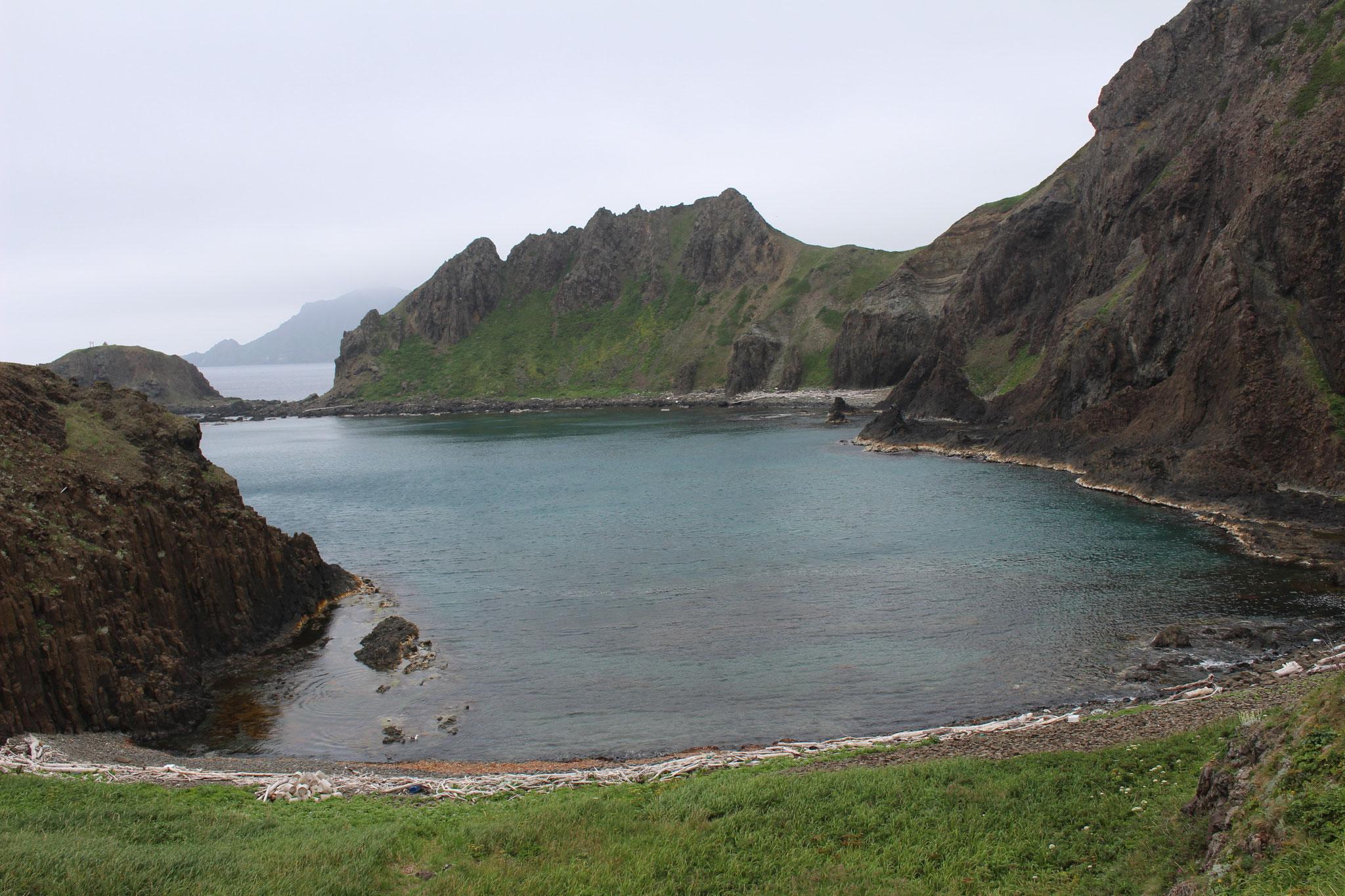 澄海岬「礼文島カタログに掲載されています。」