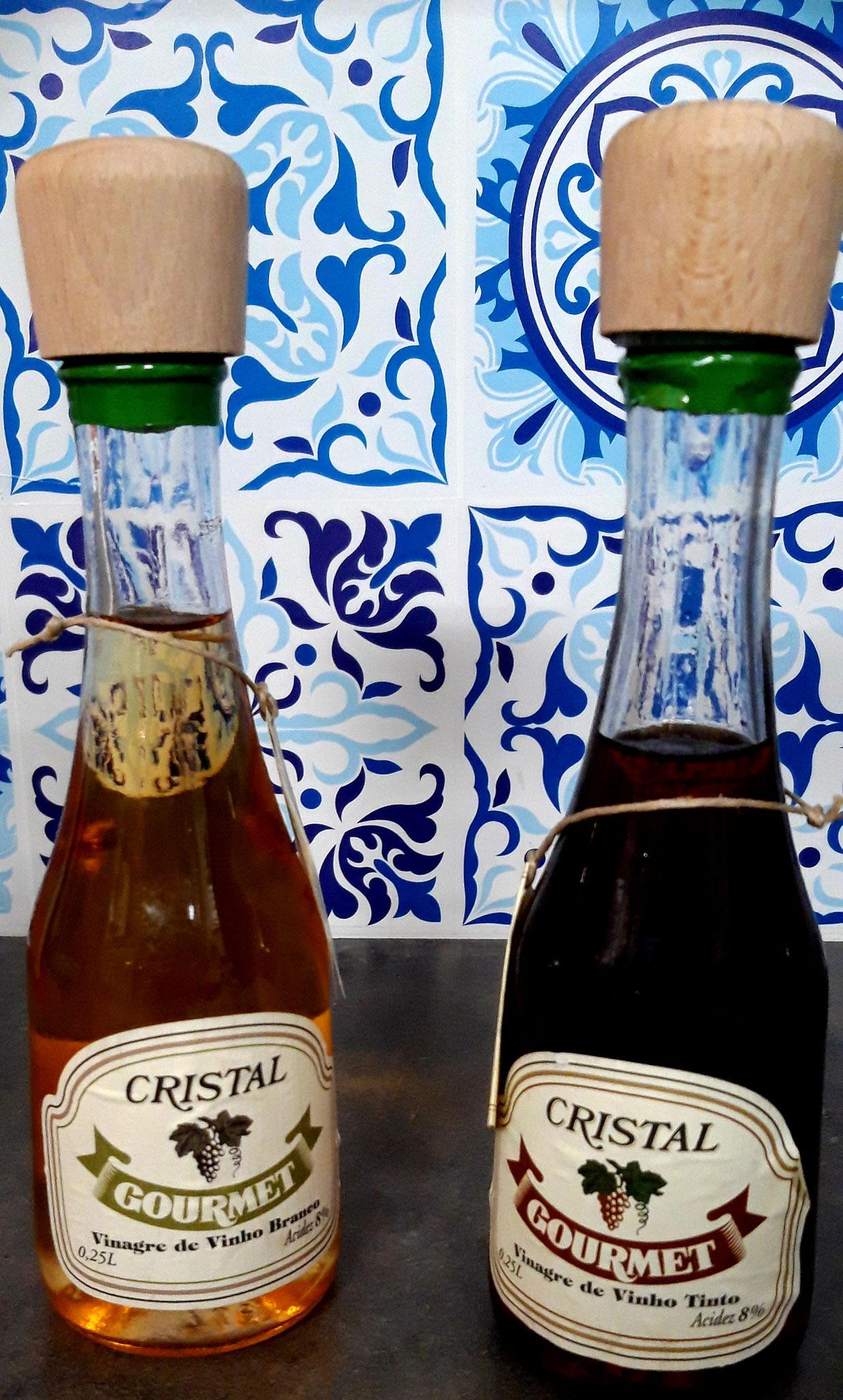 Vinaigre de Vin Blanc ou Rouge 250 ml