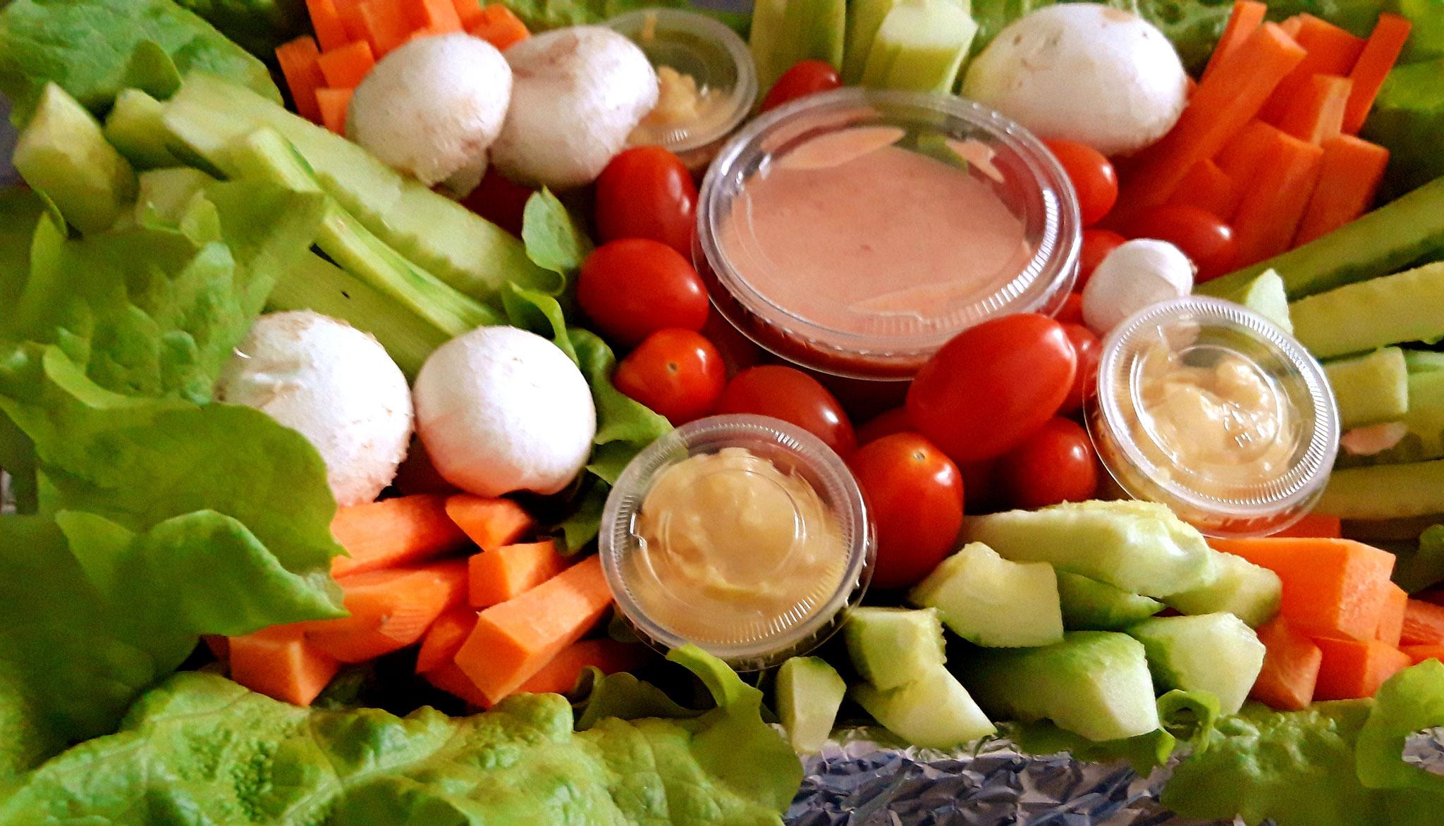 Panier Légumes à Croquer