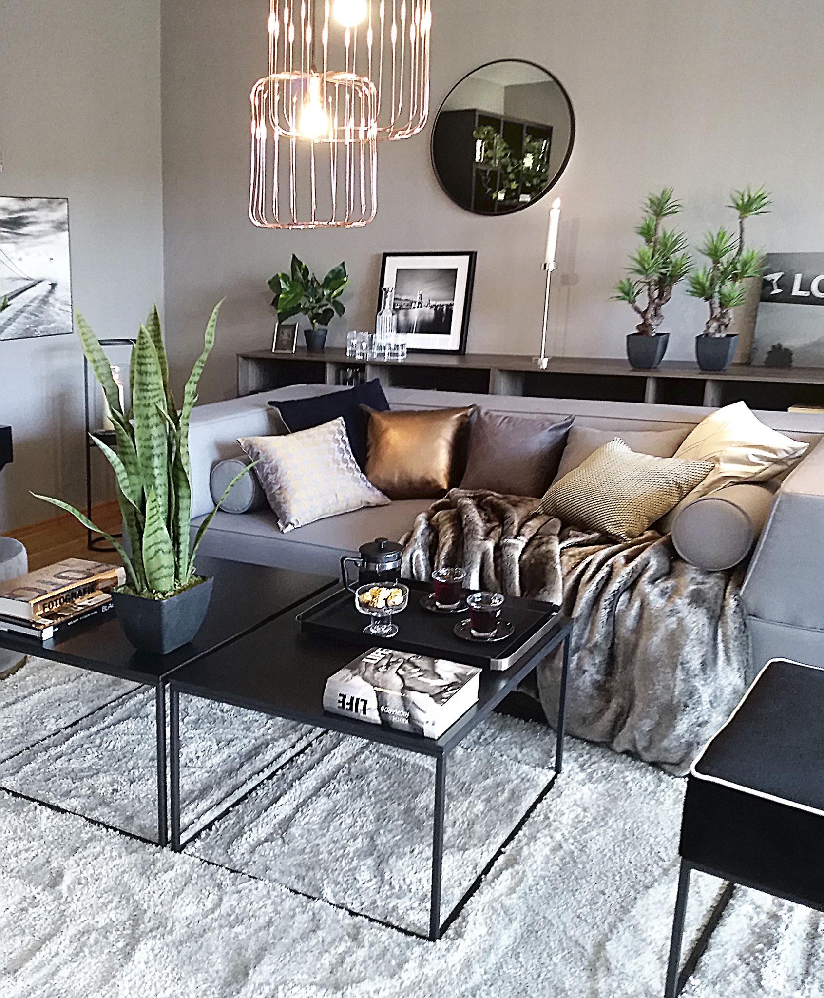 Otto wohntraum drei wohnstyles nordic natural urban for Design versandhaus