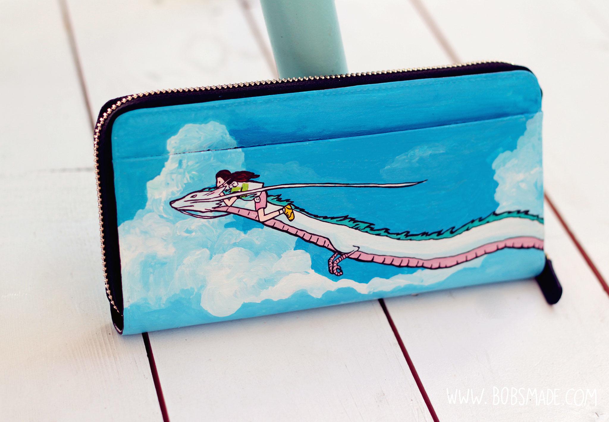 Chihiro and Haku wallet