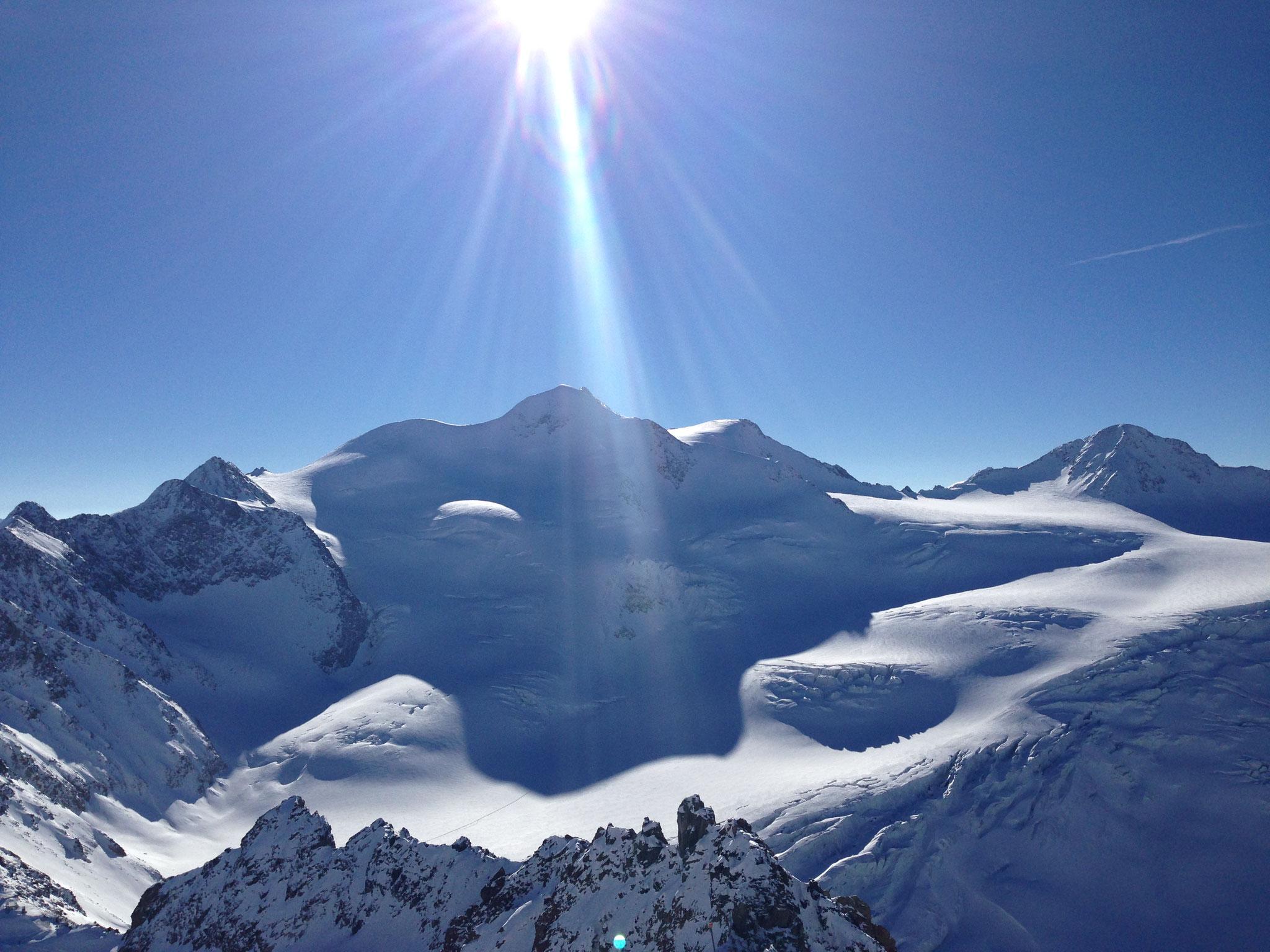 Das Dach Tirols - Die Wildspitze