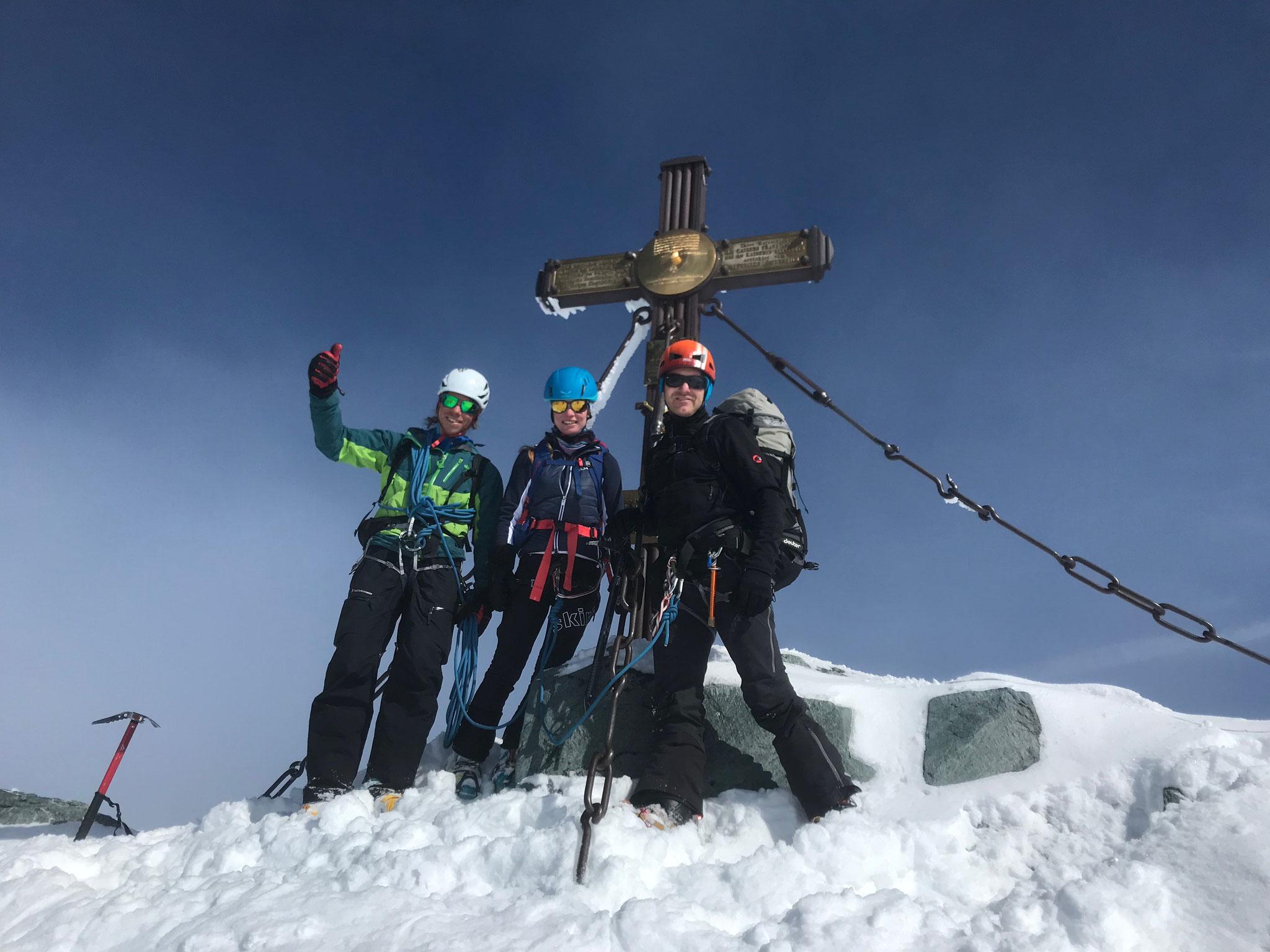 Am höchsten Punkt von Österreich