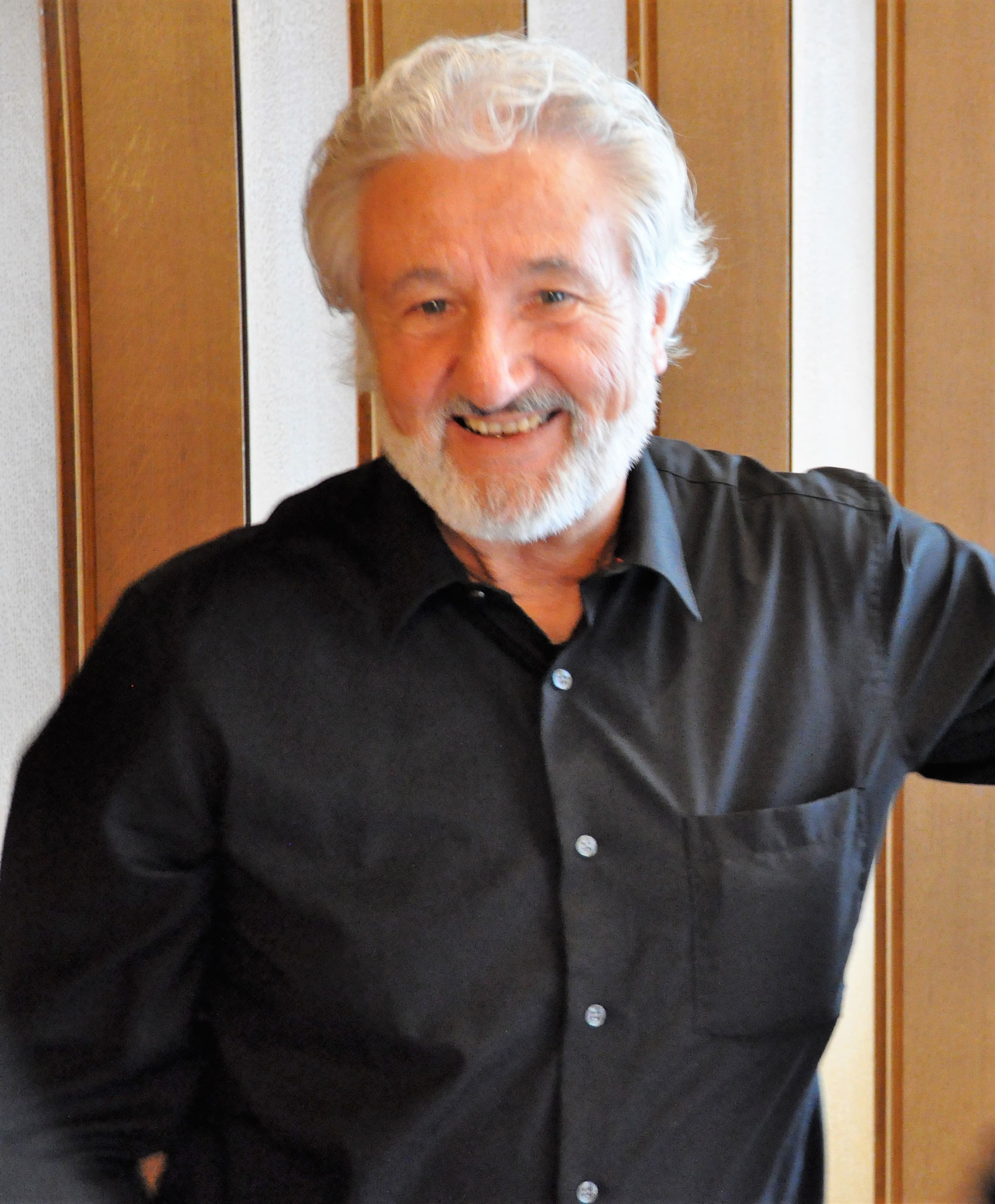Wilfried Schütz, Vizepräsident, Feier zum Tag der Astrologie vom 18. März 2017
