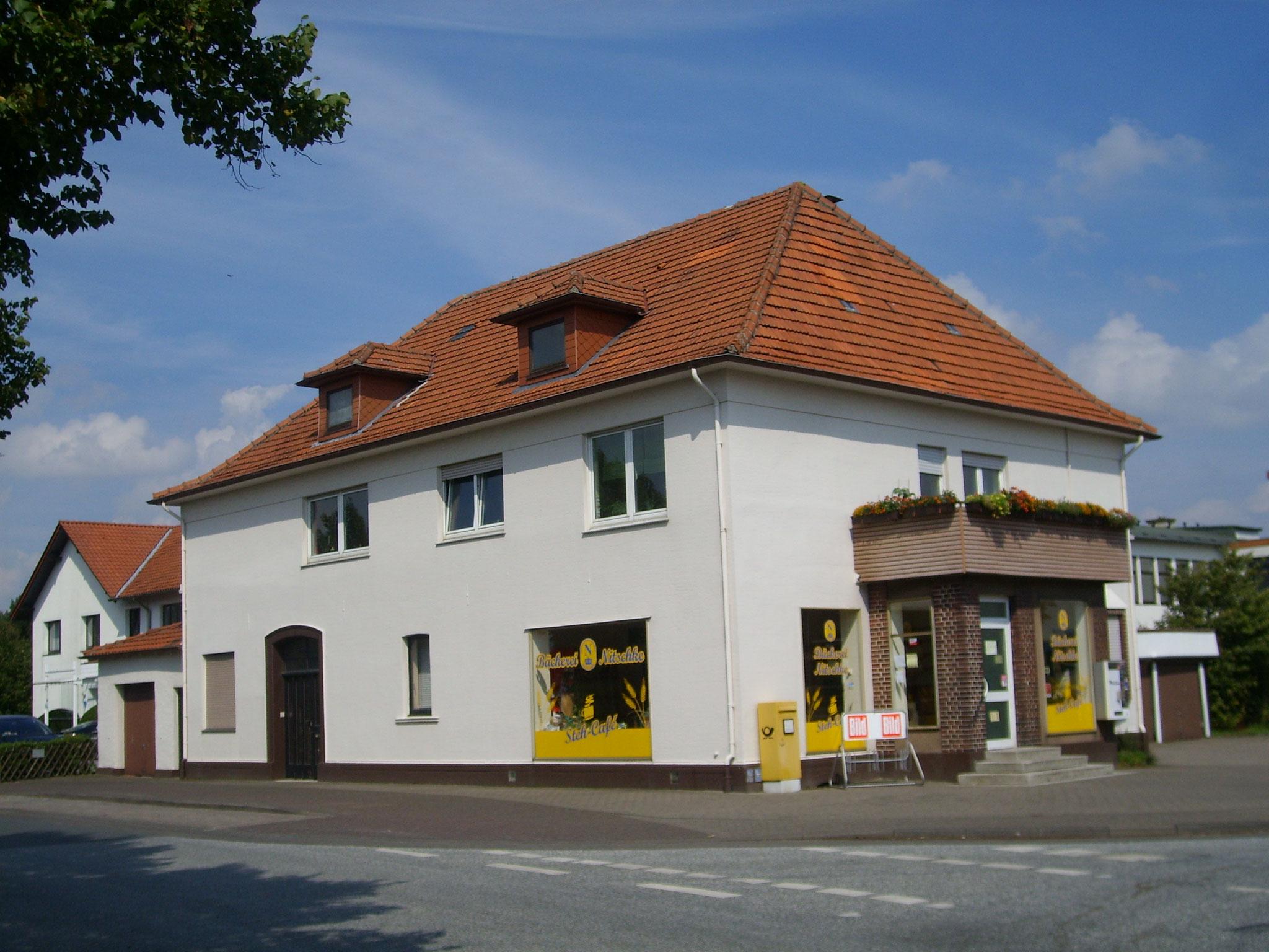 Geschäftshaus Wefing 2011