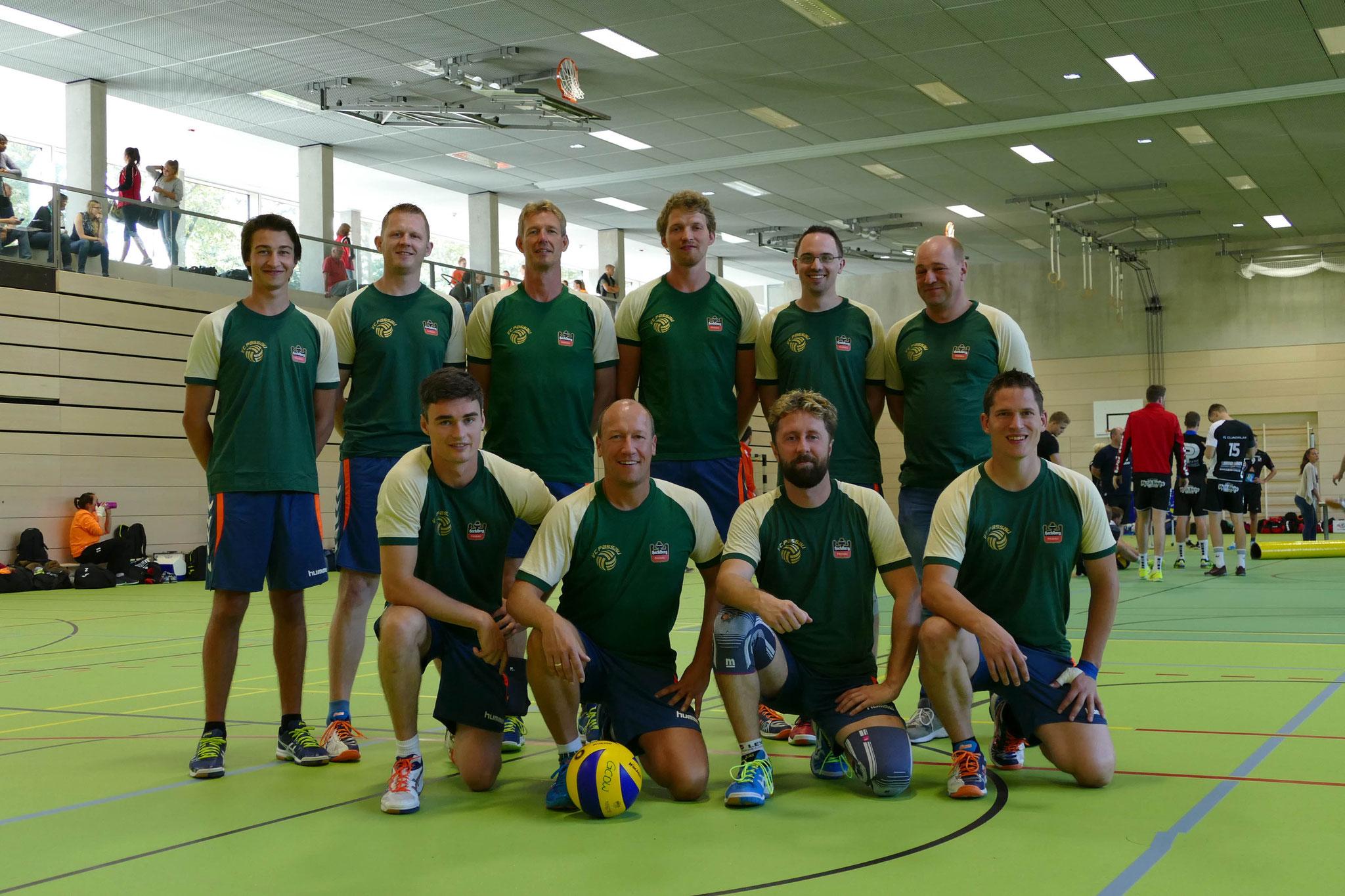 Bayerisches Pokalfinale Sep. 16