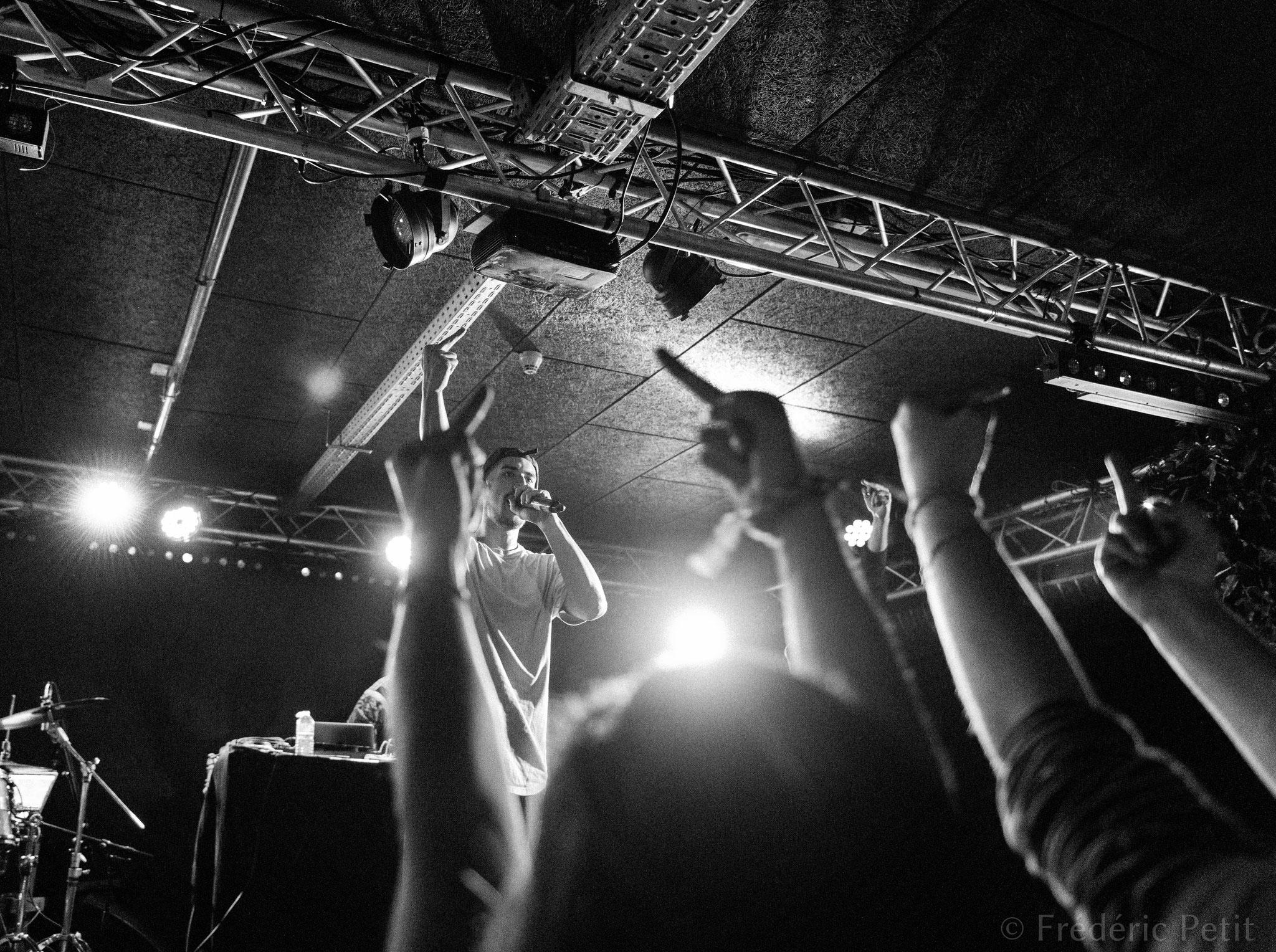 5 décembre 2018 - Koriass @ La Bellevilloise (Festival Aurores Montréal)