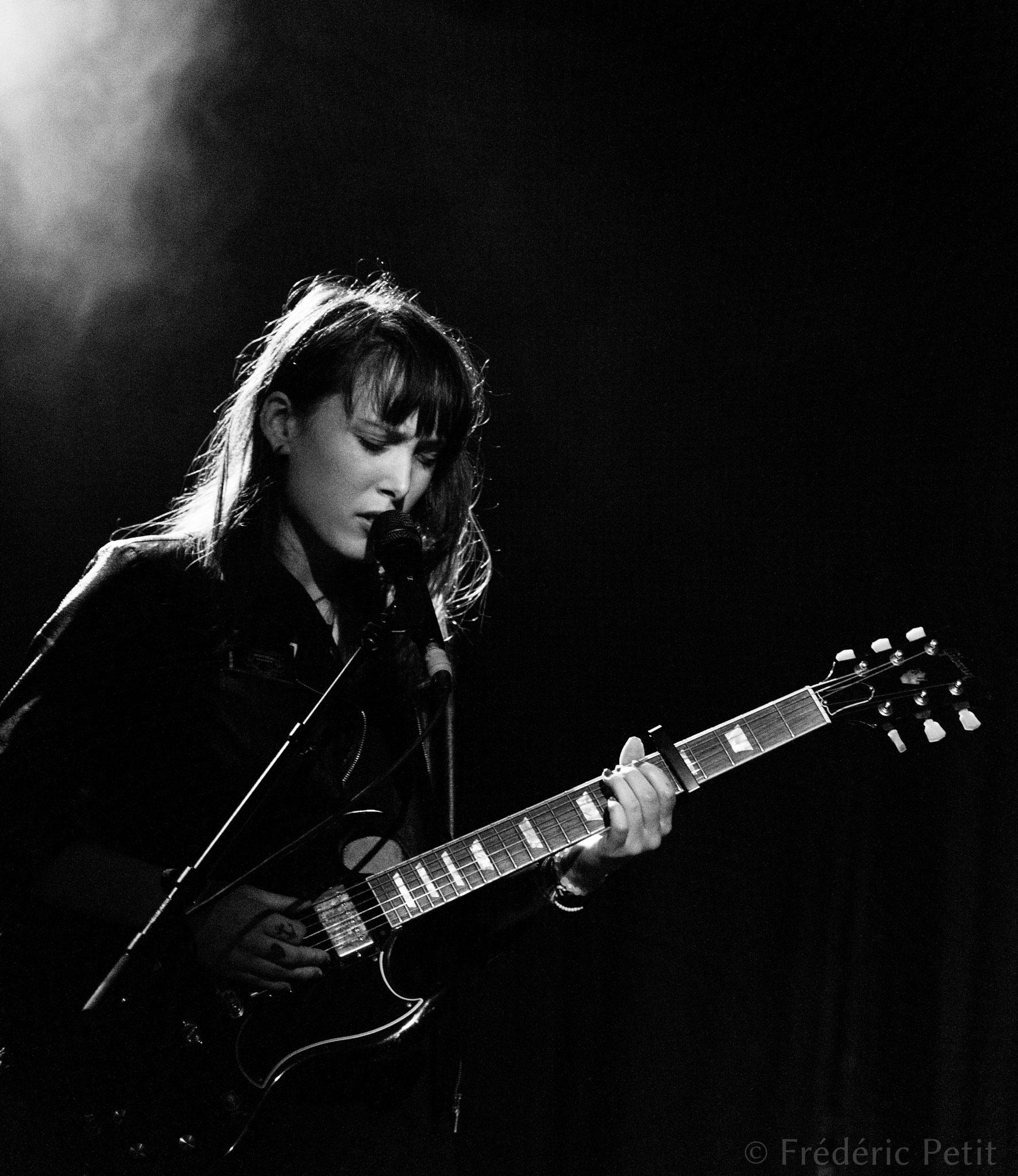 9 décembre 2016 - Rosie Valland @ Divan du Monde (Showcases Pros du Festival Aurores Montréal)